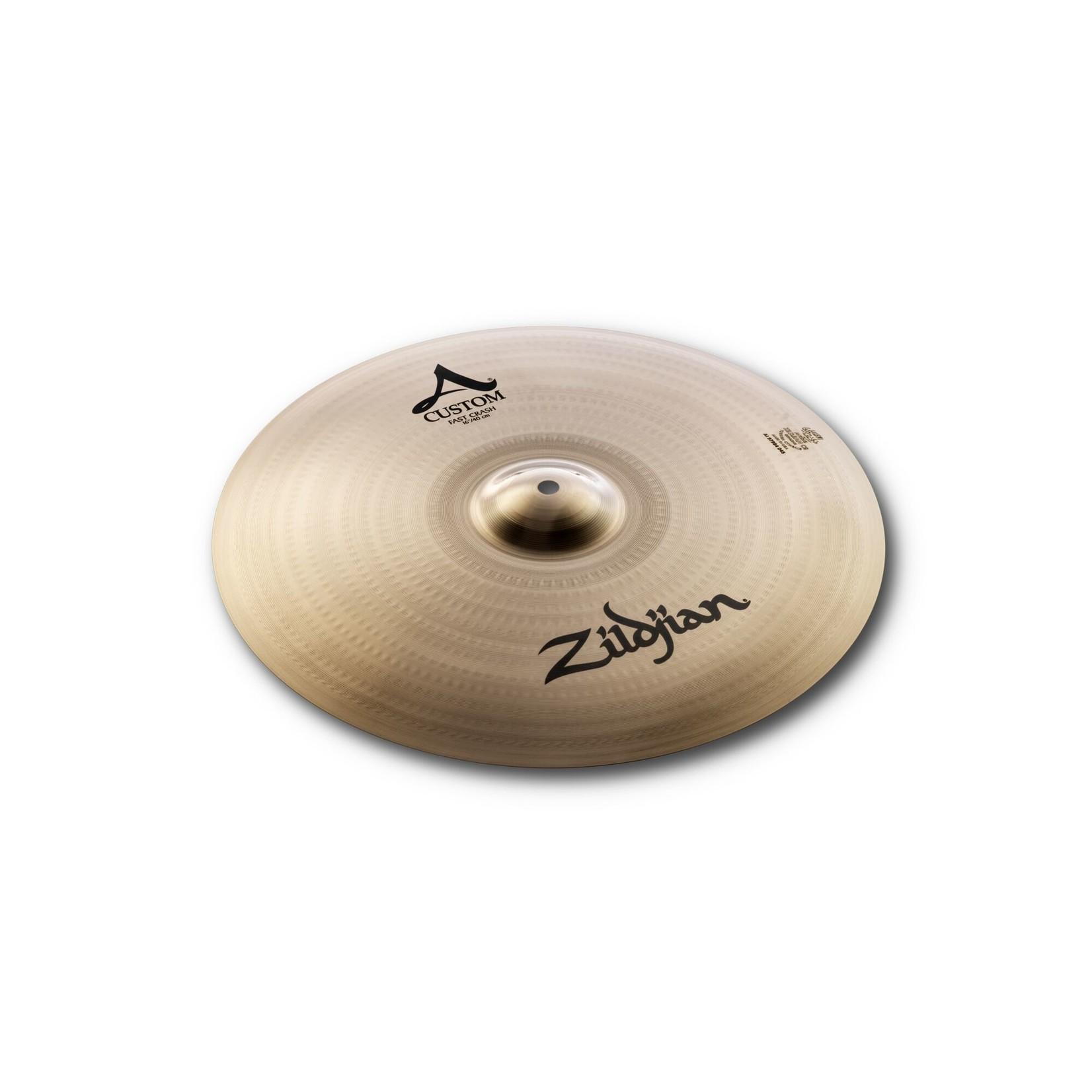 "Zildjian Zildjian 16"" A Custom Fast Crash"