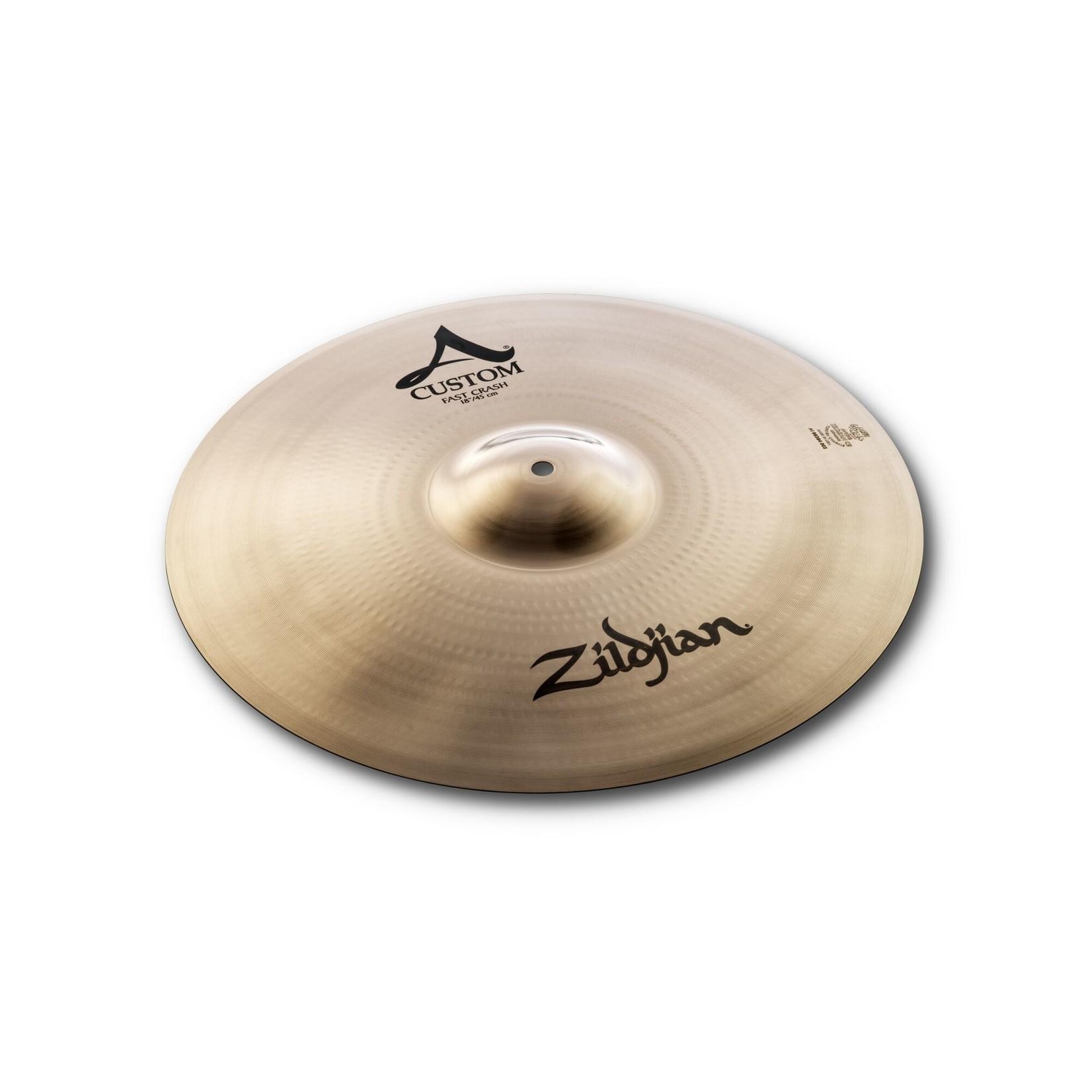 "Zildjian Zildjian 18"" A Custom Fast Crash"