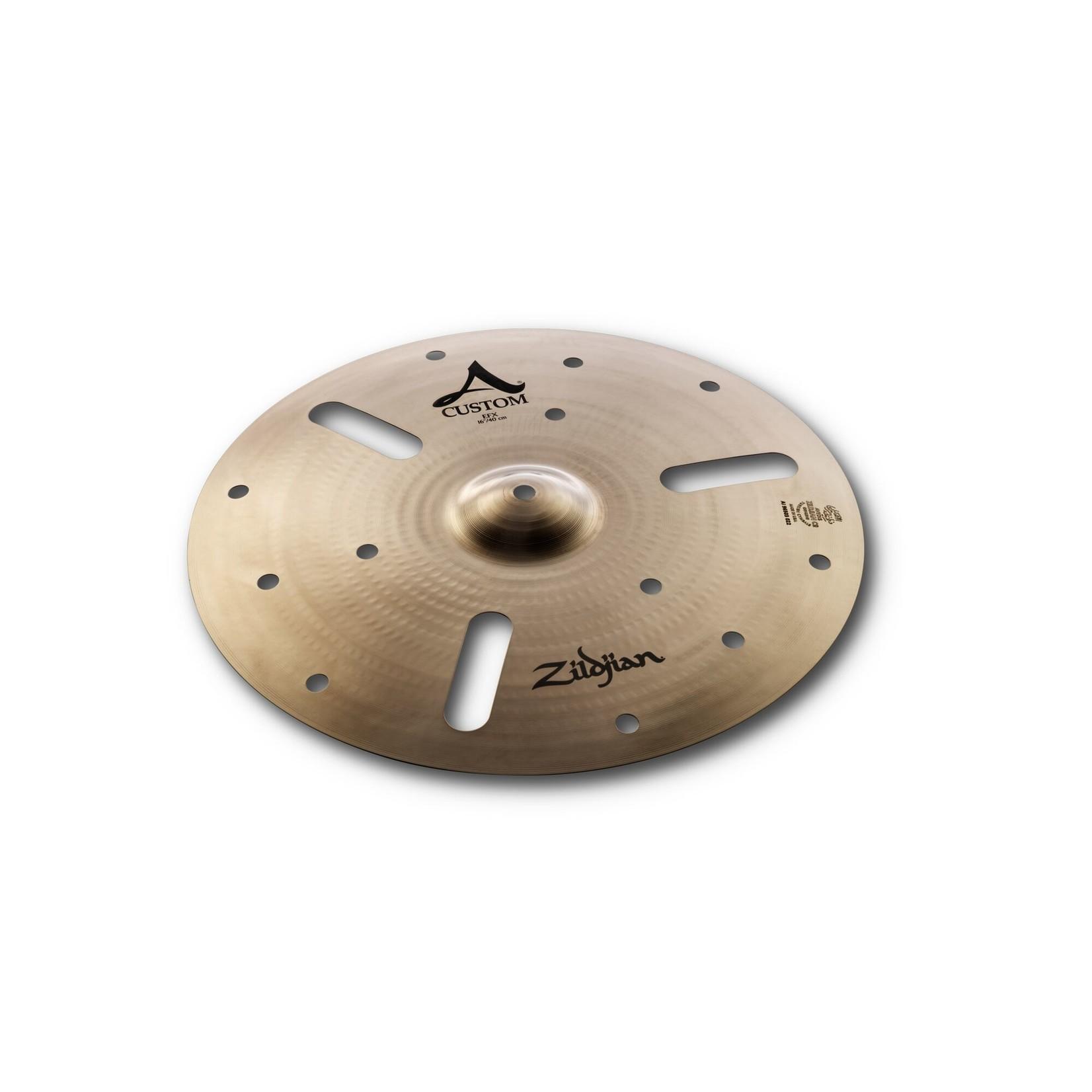 """Zildjian Zildjian 16"""" A Custom EFX"""