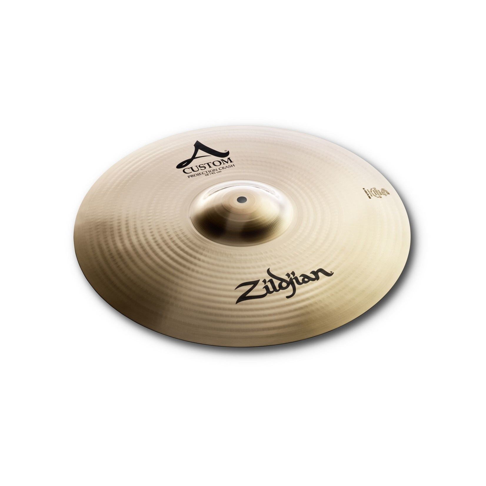 "Zildjian Zildjian 18"" A Custom Projection Crash"