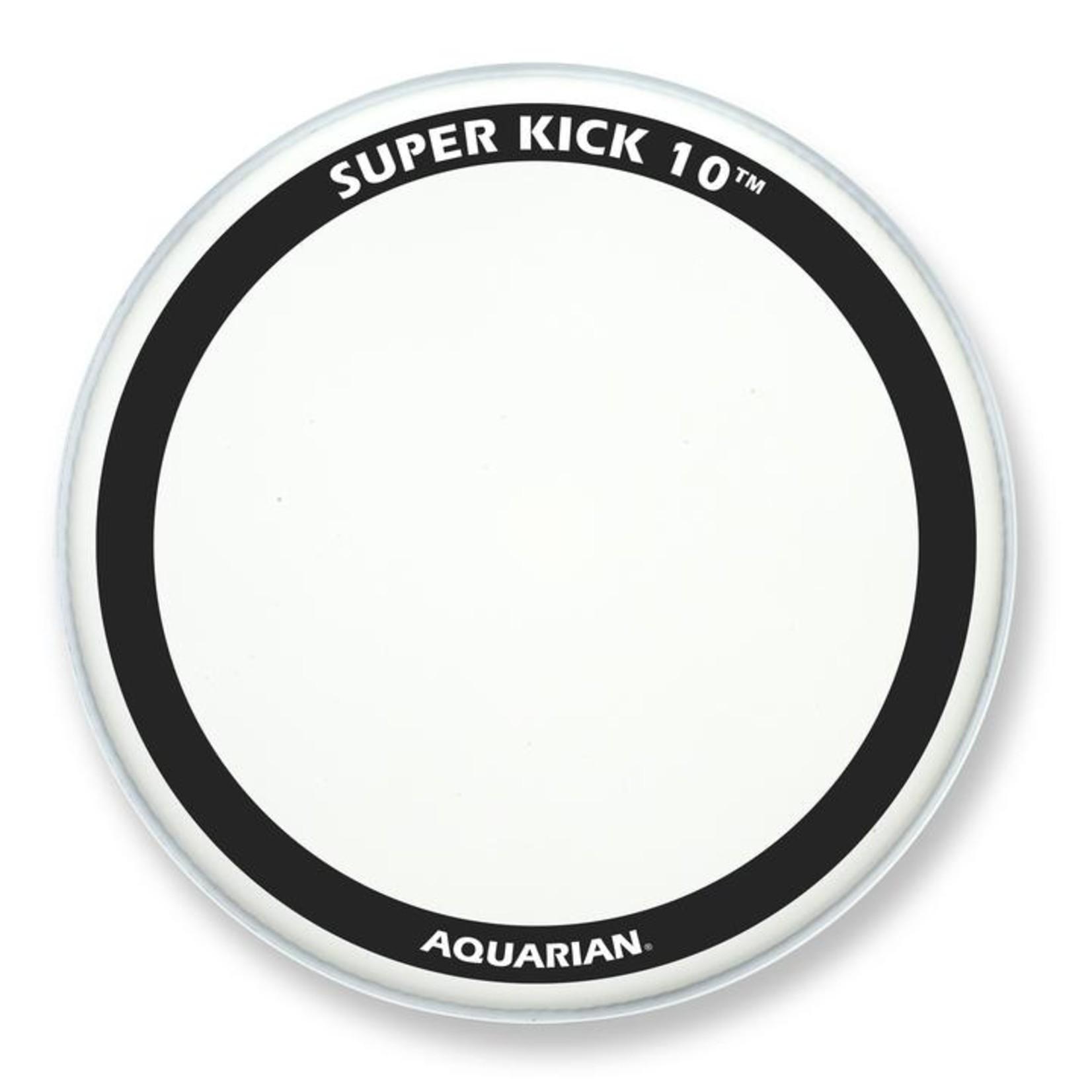 Aquarian Aquarian Superkick 10 Texture Coated Bass Drum