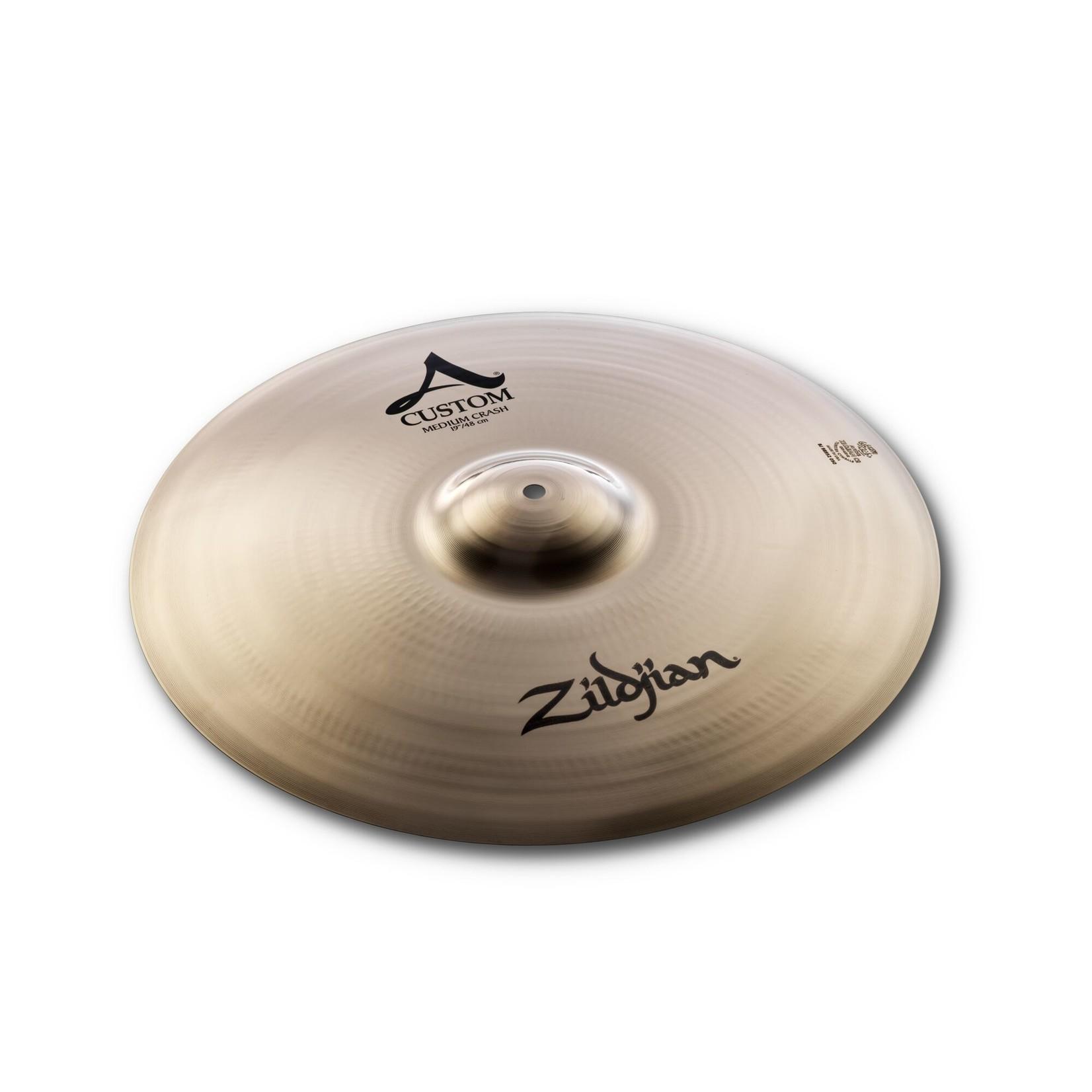 Zildjian Zildjian 19'' A Custom Medium Crash