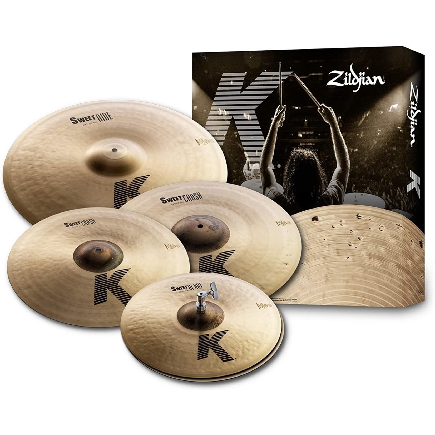 Zildjian Zildjian K Sweet Cymbal Pack