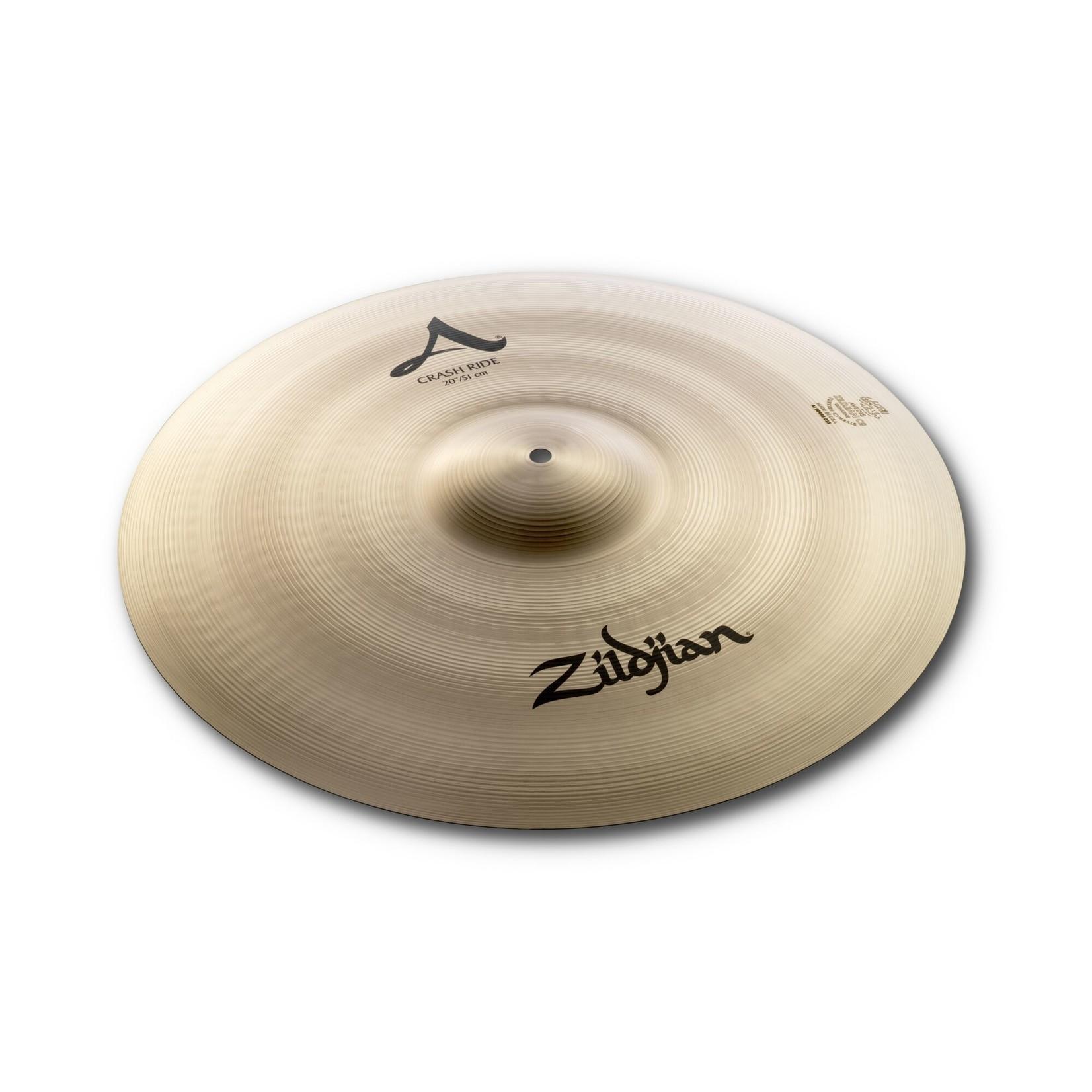 """Zildjian Zildjian 20"""" A Zildjian Crash Ride"""