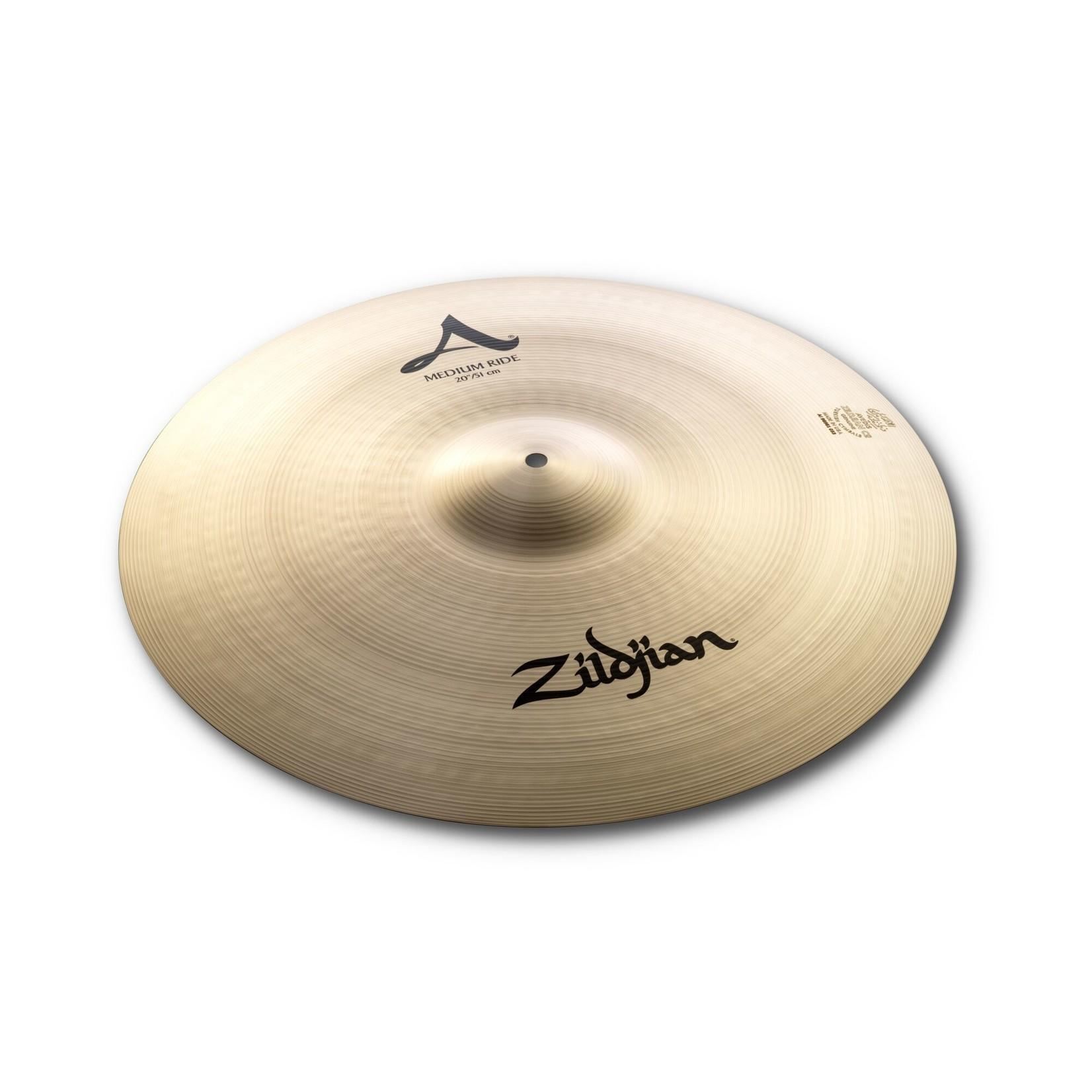 "Zildjian Zildjian 20"" A Zildjian Medium Ride"