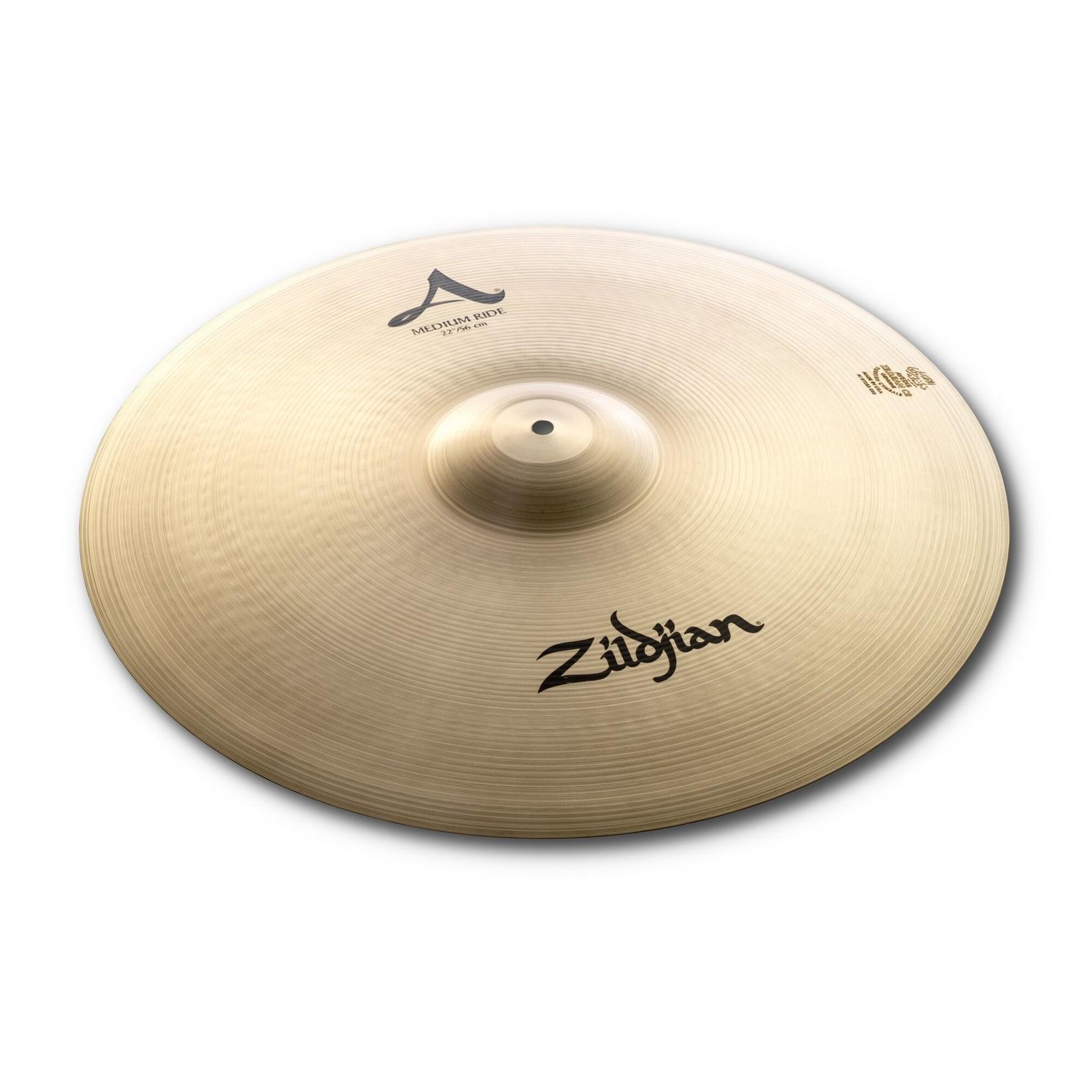"Zildjian Zildjian 22"" A Zildjian Medium Ride"