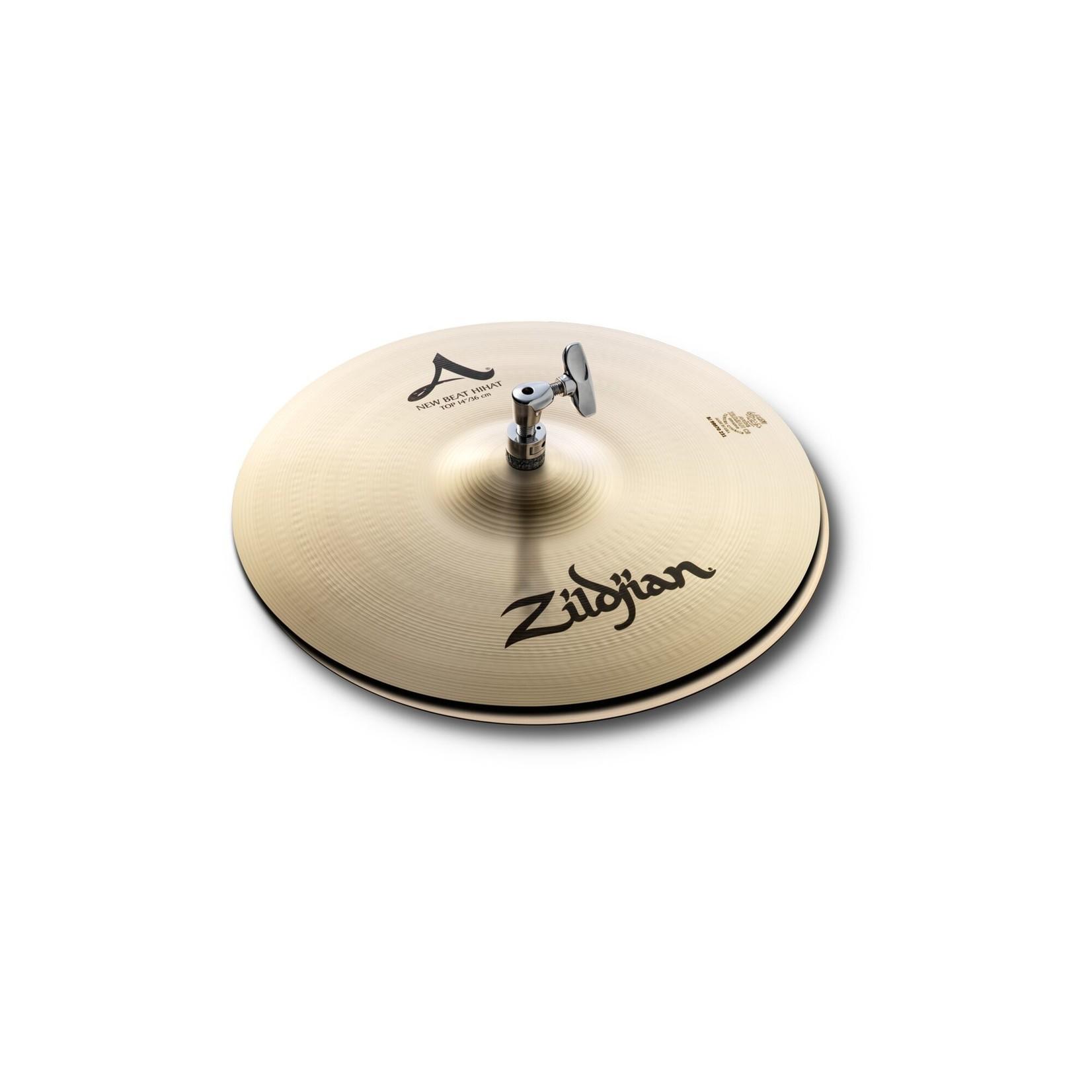 Zildjian Zildjian 14'' A Zildjian New Beat HiHats - Pair