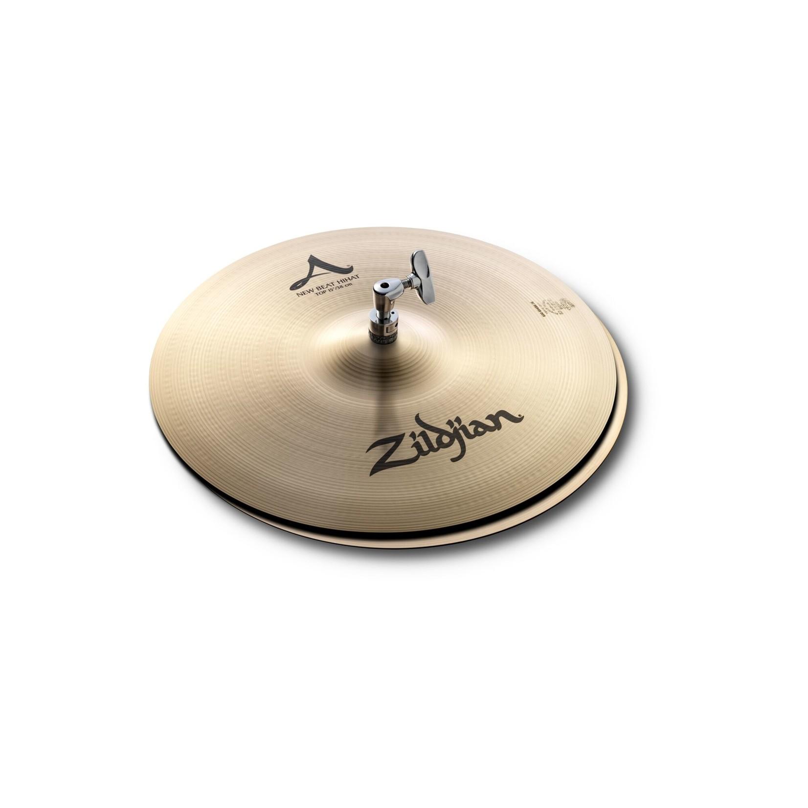 "Zildjian Zildjian 15"" A Zildjian New Beat HiHats - Pair"
