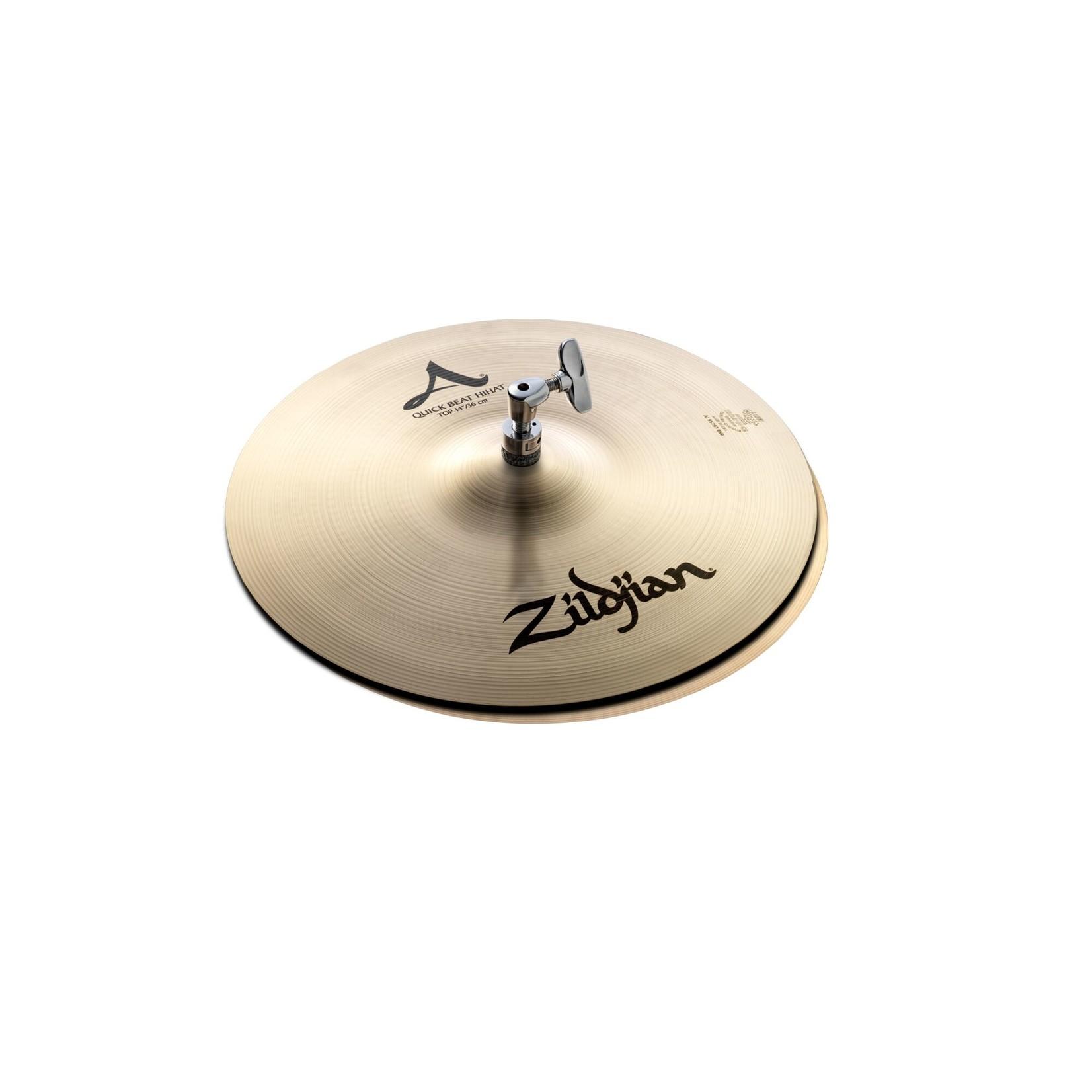 Zildjian Zildjian 14'' A Zildjian Quick Beat HiHats - Pair