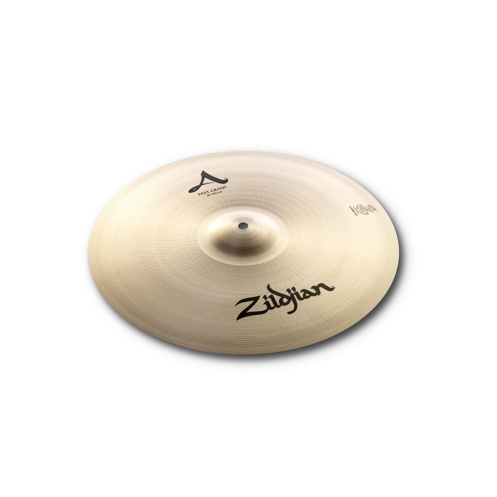 """Zildjian Zildjian 16"""" A Zildjian Fast Crash"""