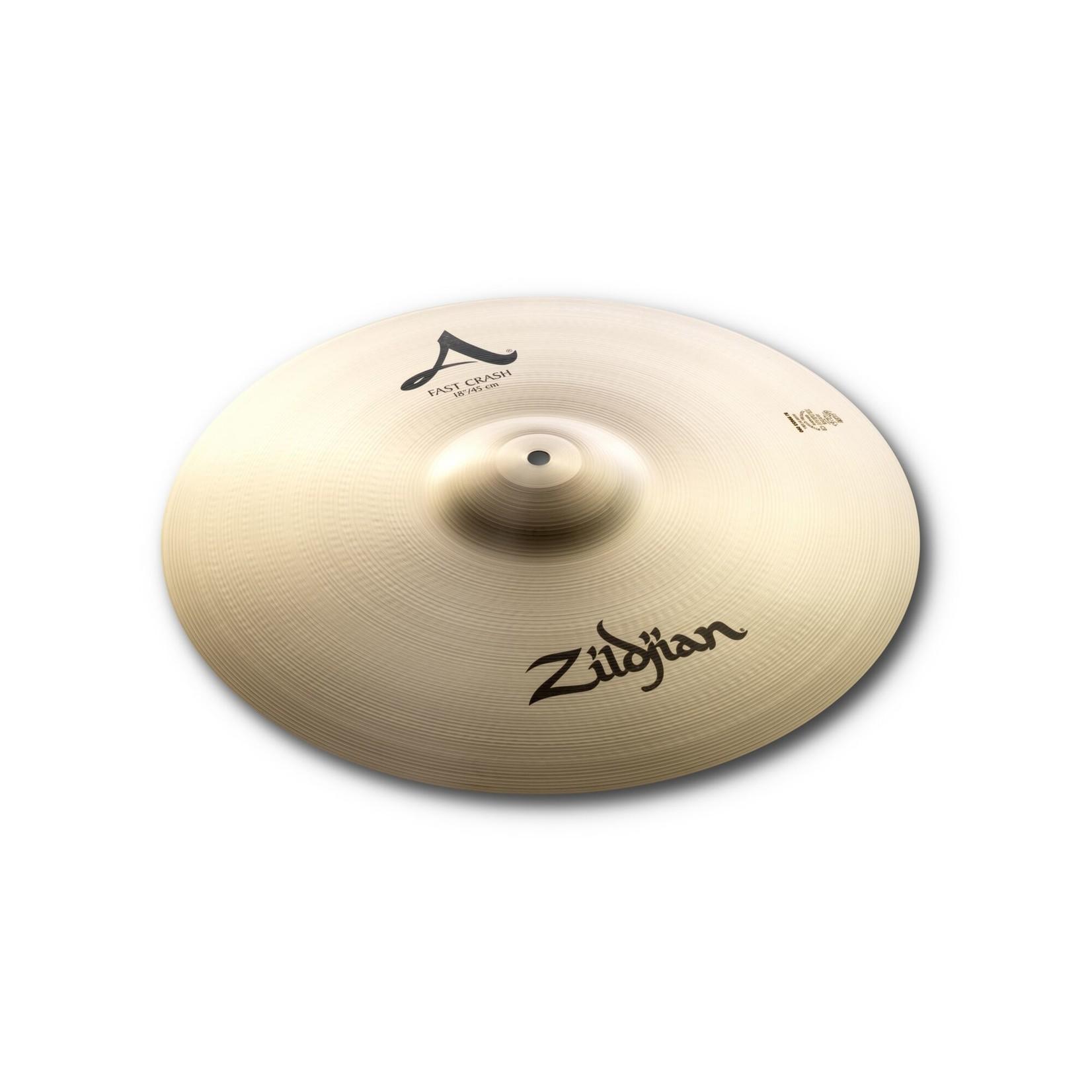"""Zildjian Zildjian 18"""" A Zildjian Fast Crash"""