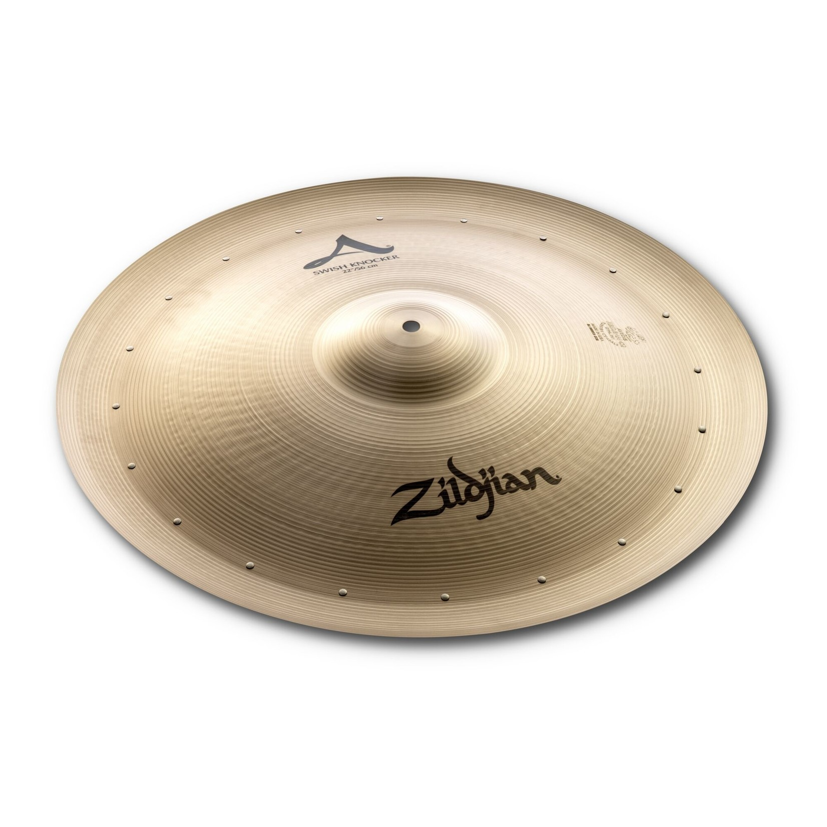 Zildjian Zildjian 22'' A Zildjian Swish Knocker w/ 20 Rivets
