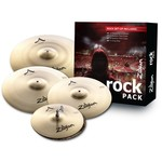 Zildjian Zildjian A Zildjian Rock Cymbal Pack