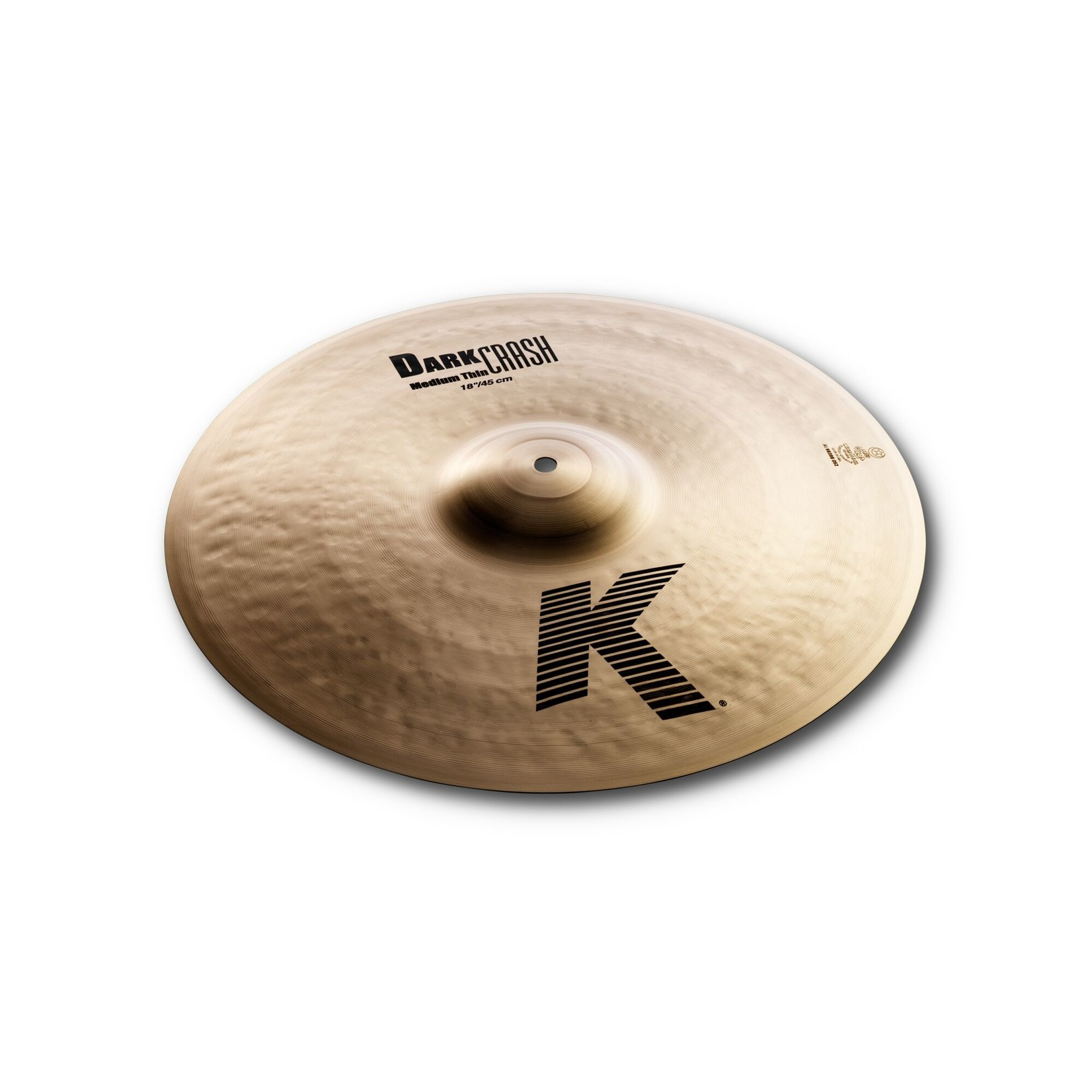 "Zildjian Zildjian 18"" K Dark Crash Thin"