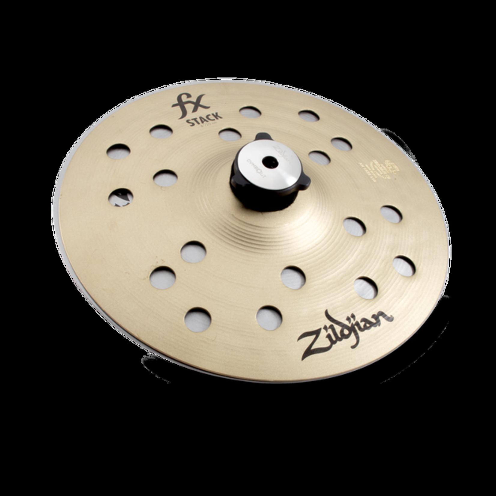 "Zildjian Zildjian 14"" FX Stack Pair w/Mount"