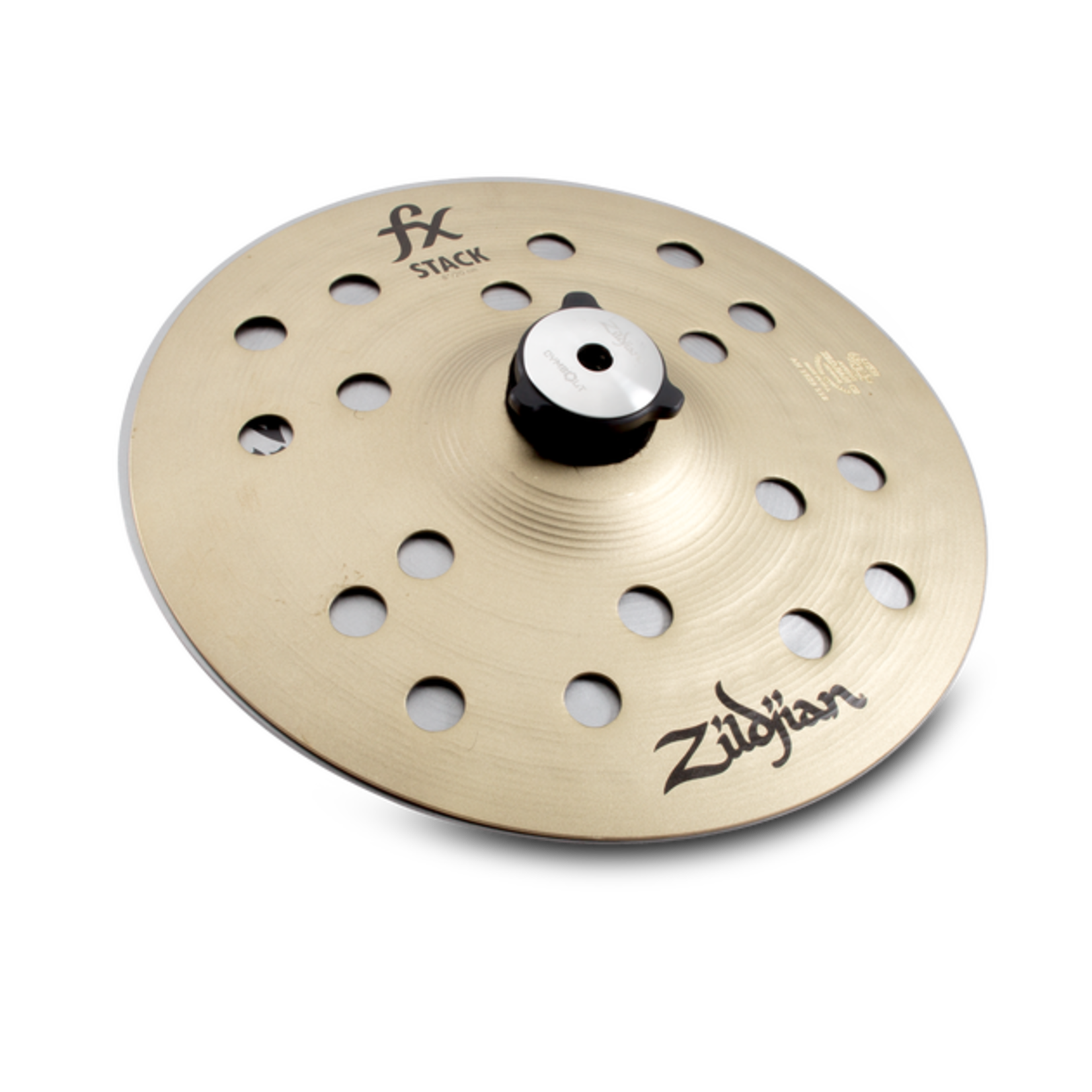 "Zildjian Zildjian 16"" FX Stack Pair w/Mount"