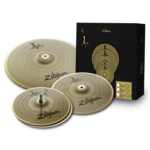 Zildjian Zildjian L80 Low Volume Cymbal Pack - LV348