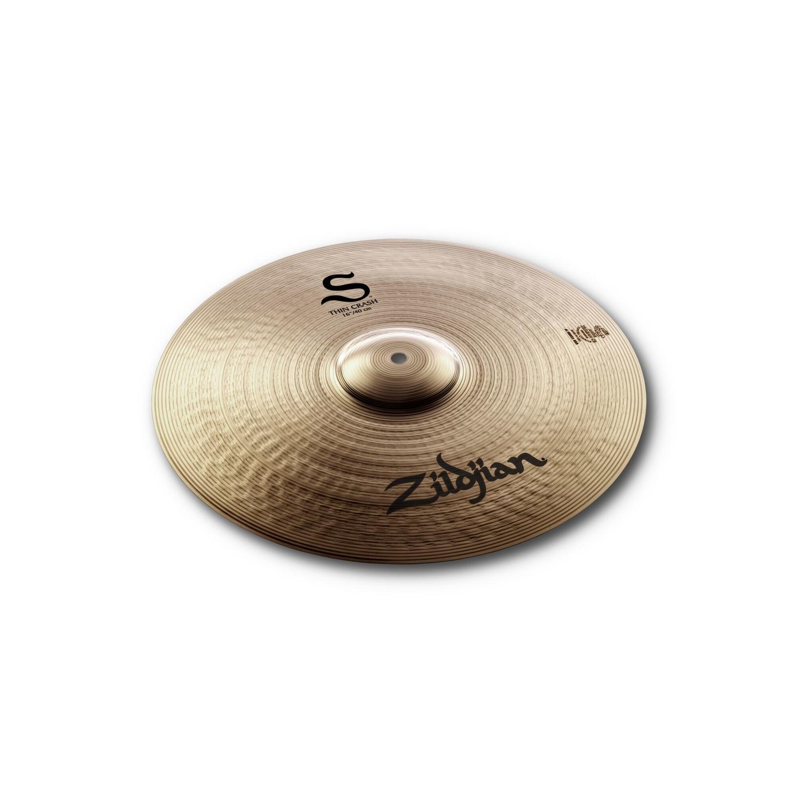 """Zildjian Zildjian 16"""" S Thin Crash"""