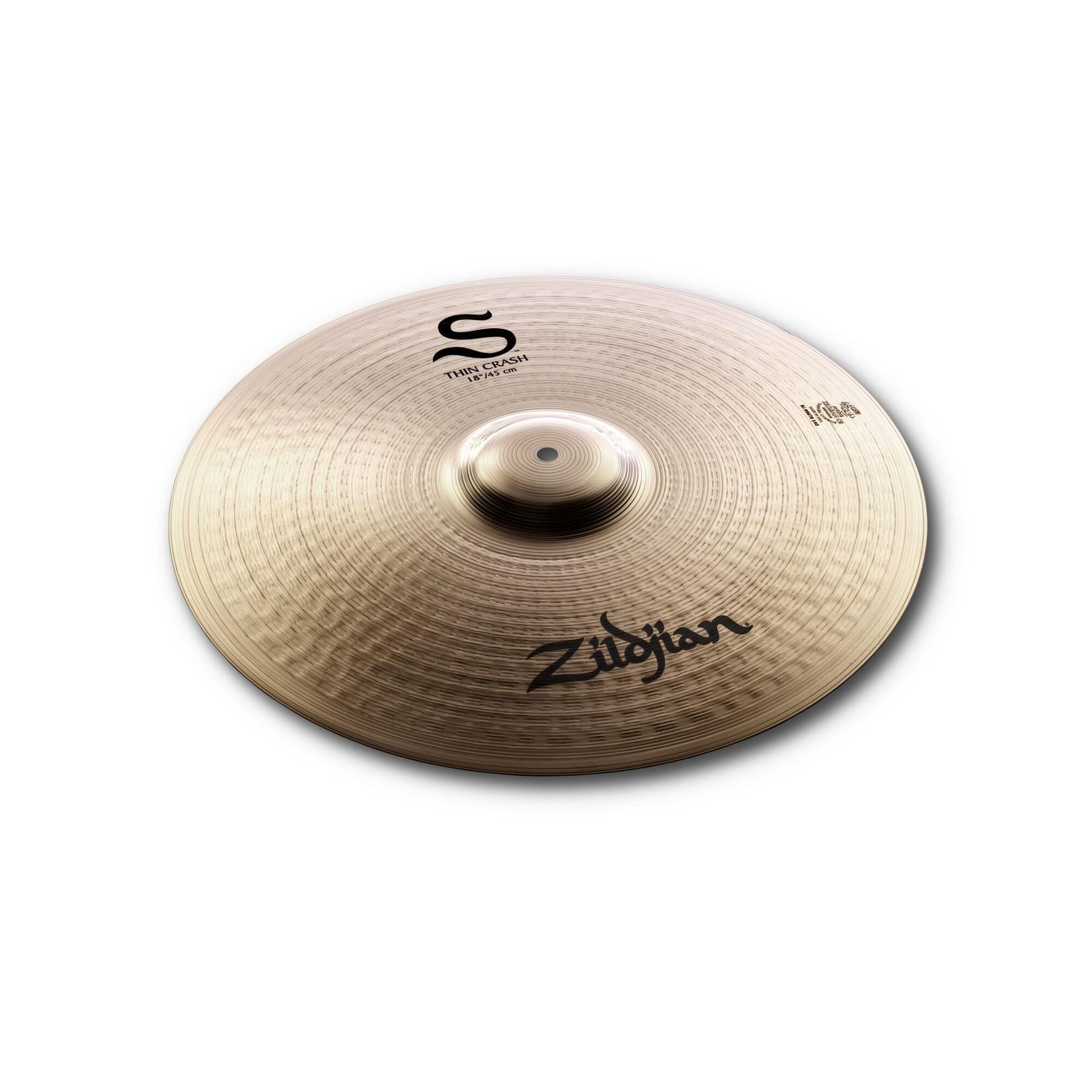"""Zildjian Zildjian 18"""" S Thin Crash"""