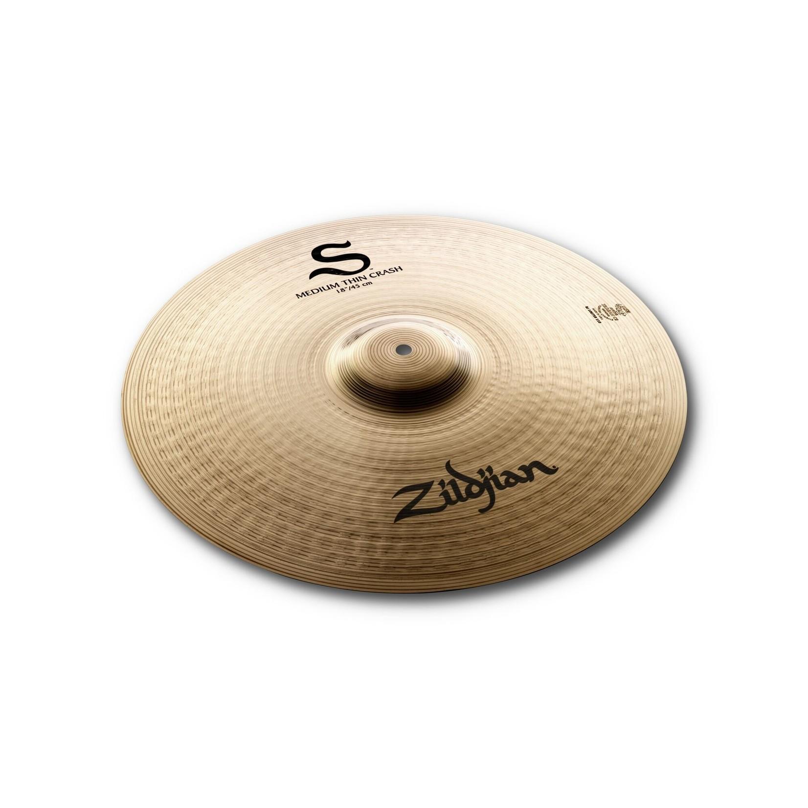 Zildjian Zildjian 18'' S Medium Thin Crash