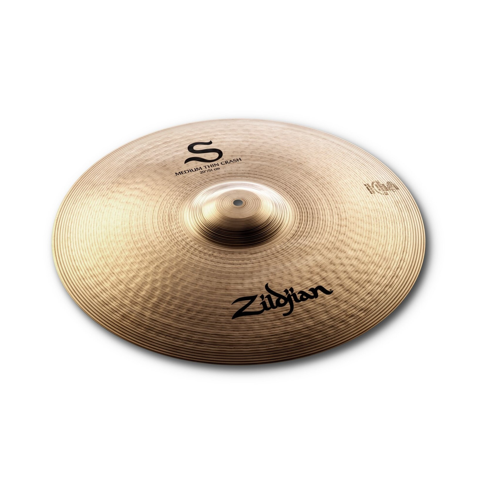 "Zildjian Zildjian 20"" S Medium Thin Crash"