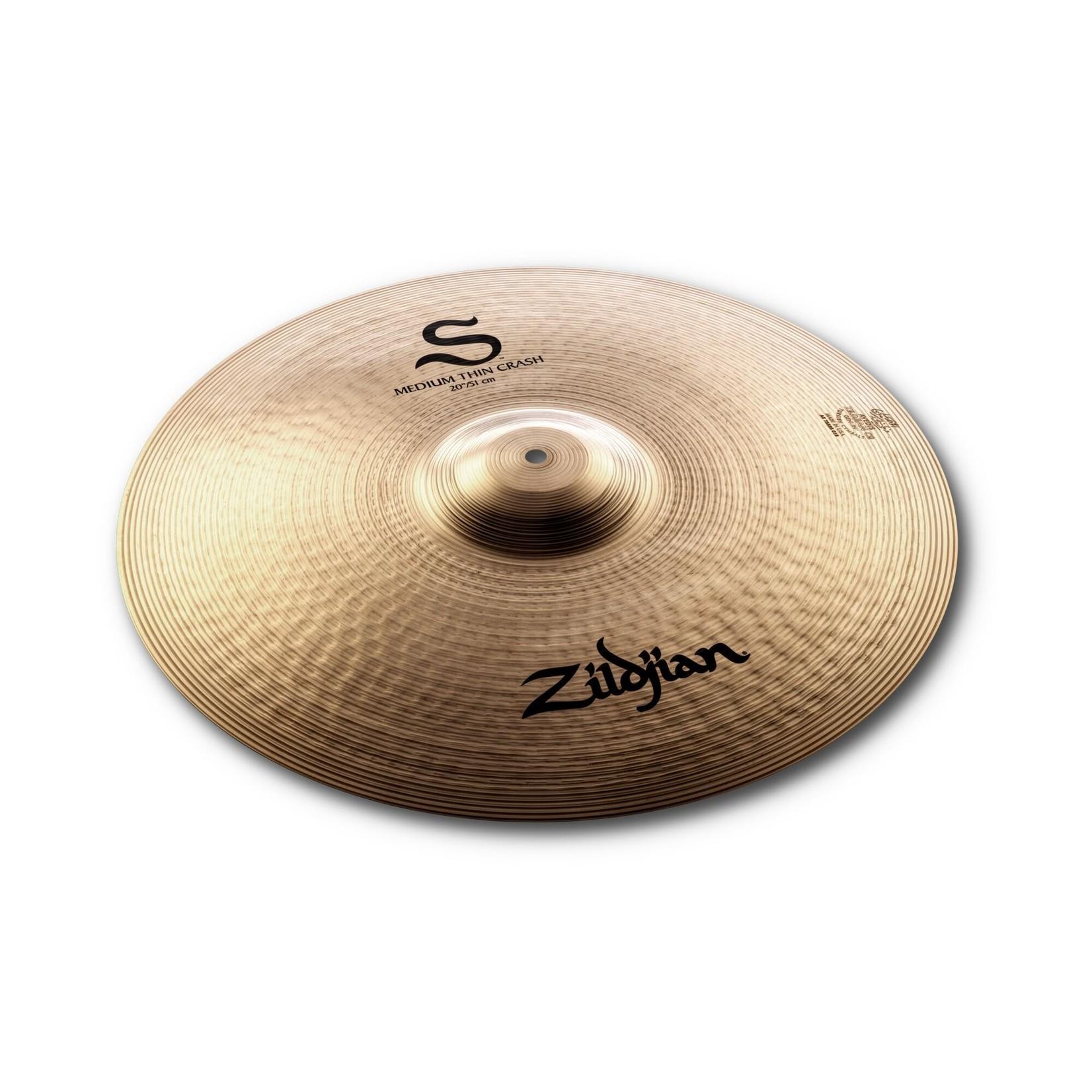 "Zildjian Zildjian 20"" S Medium Thin Crash"