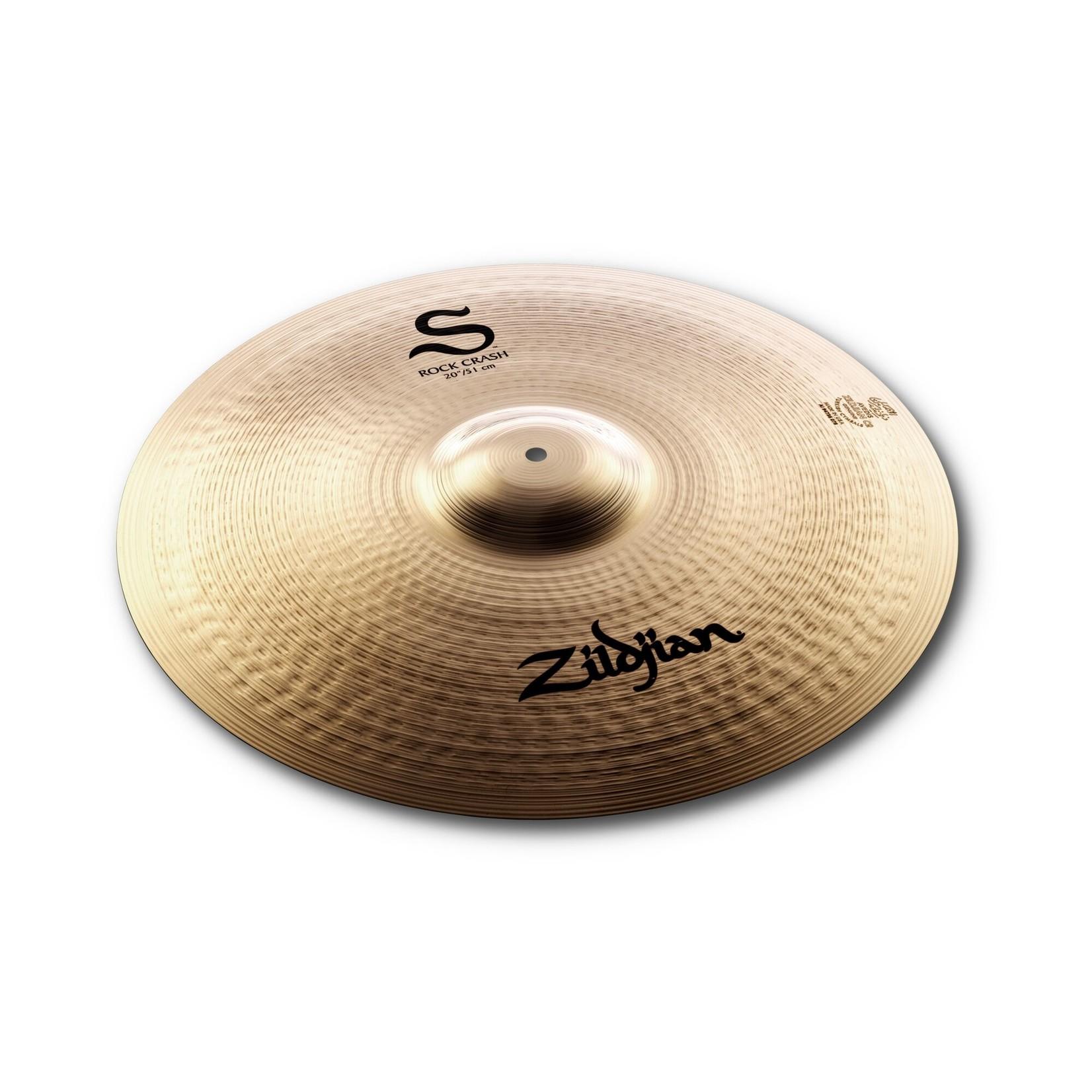 """Zildjian Zildjian 20"""" S Rock Crash"""