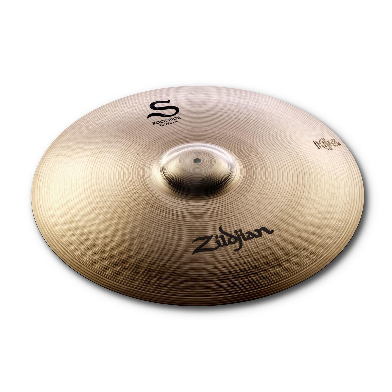 "Zildjian Zildjian 22"" S Rock Ride"