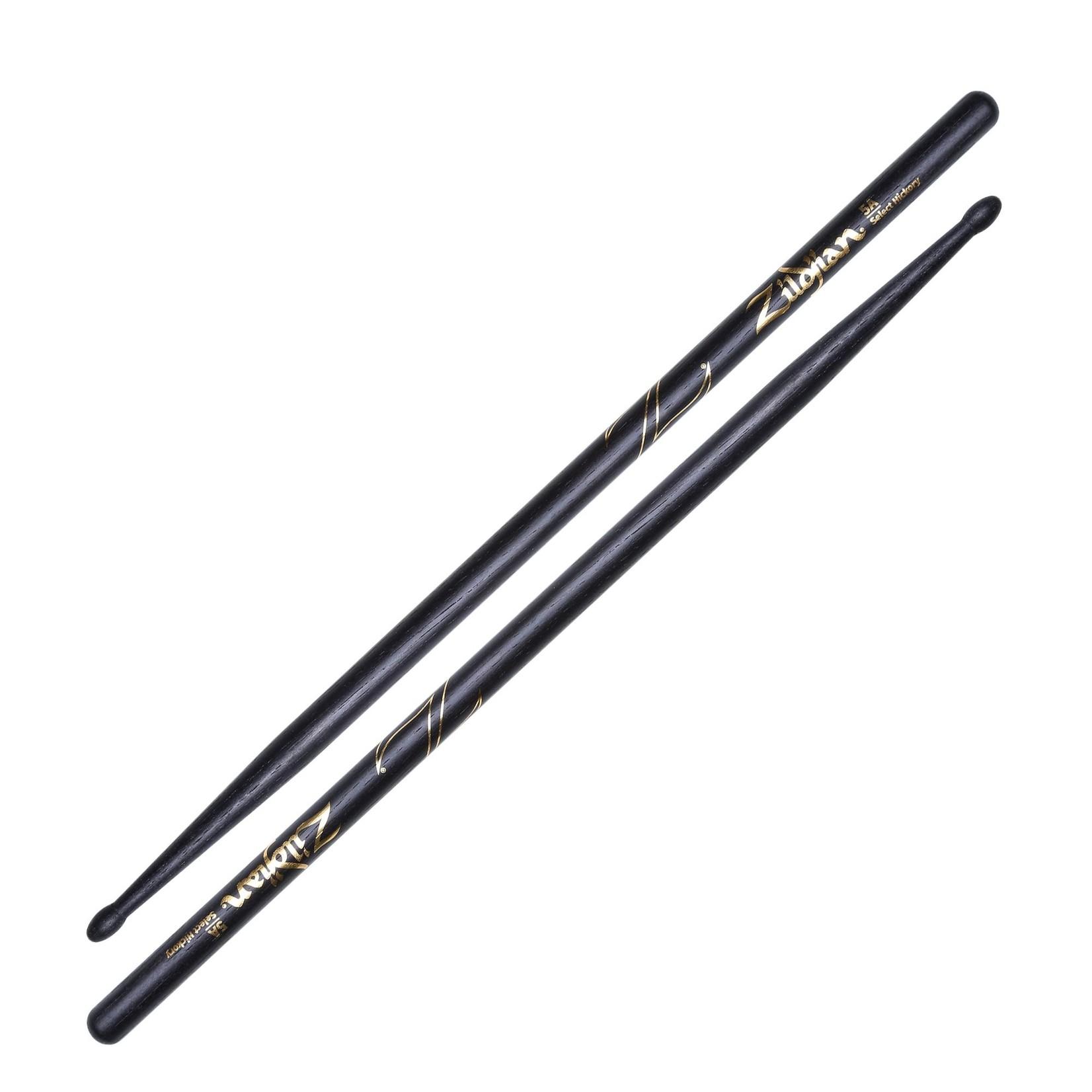 Zildjian Zildjian 5A Black Drumsticks