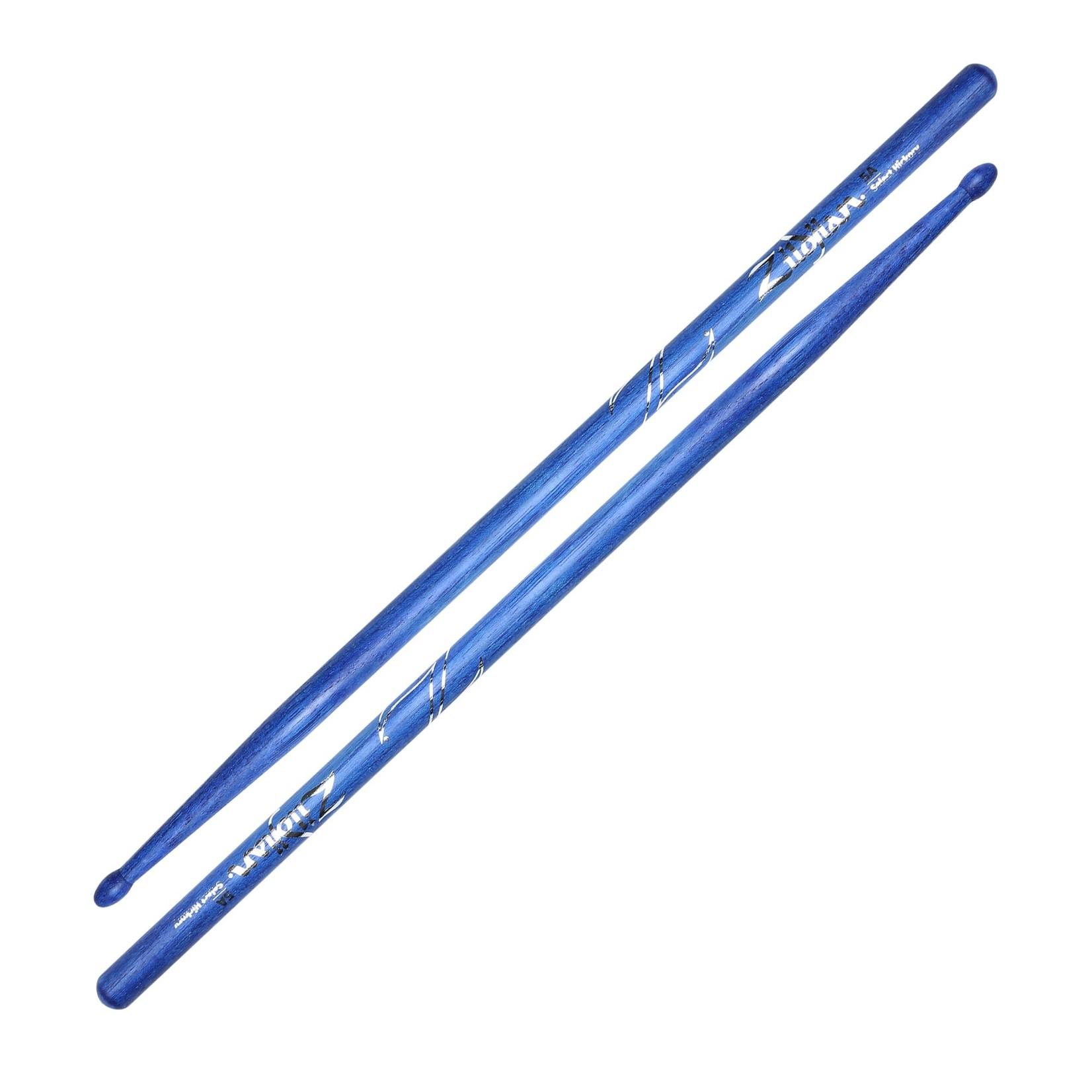 Zildjian Zildjian 5A Blue Drumsticks