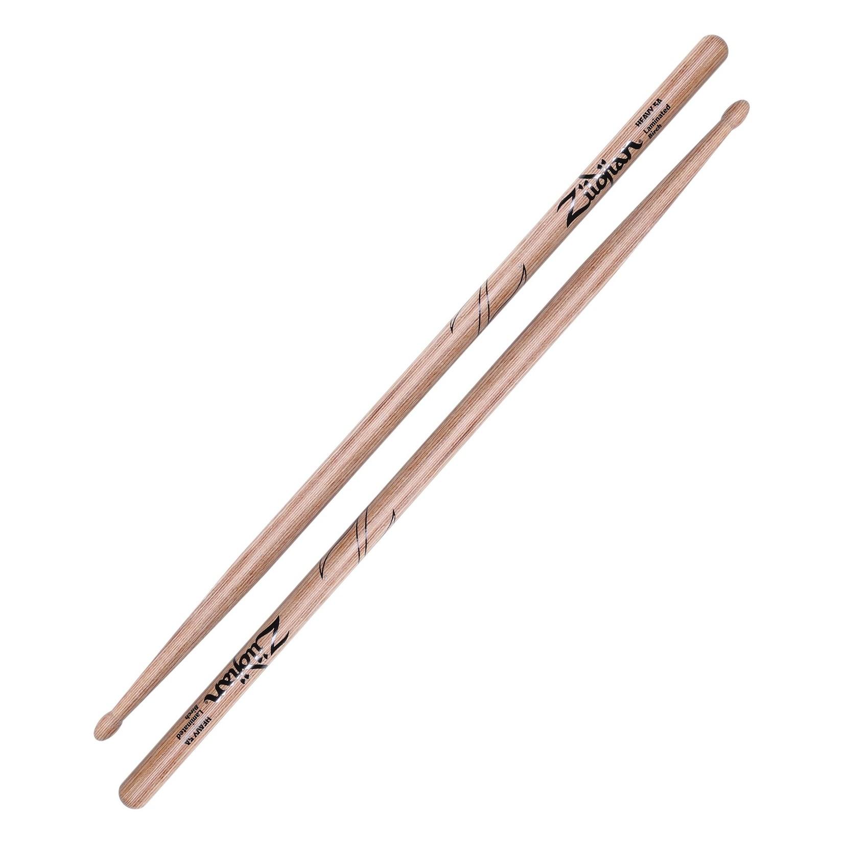 Zildjian Zildjian Heavy 5A Laminated Birch Drumsticks