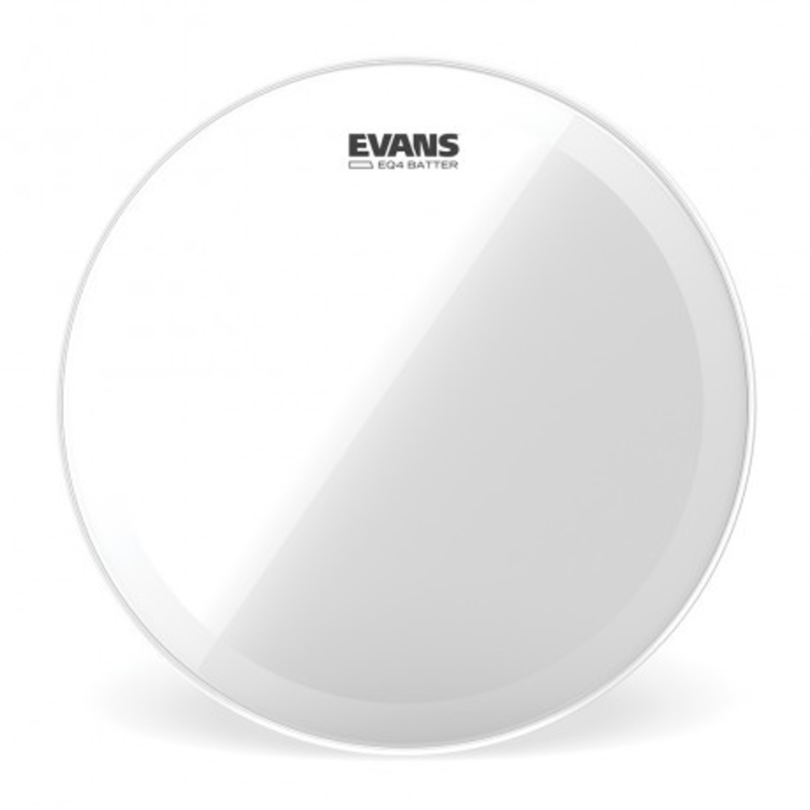 Evans Evans Clear EQ4 Tom Batter 16""