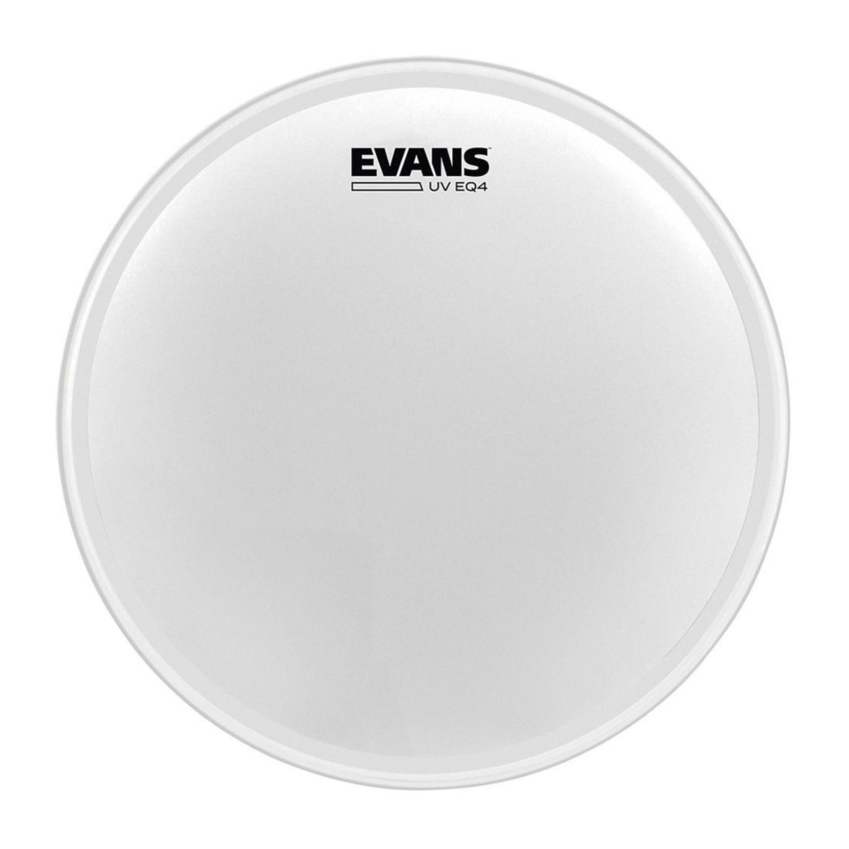"Evans Evans Coated UV EQ4 Tom Batter 16"""