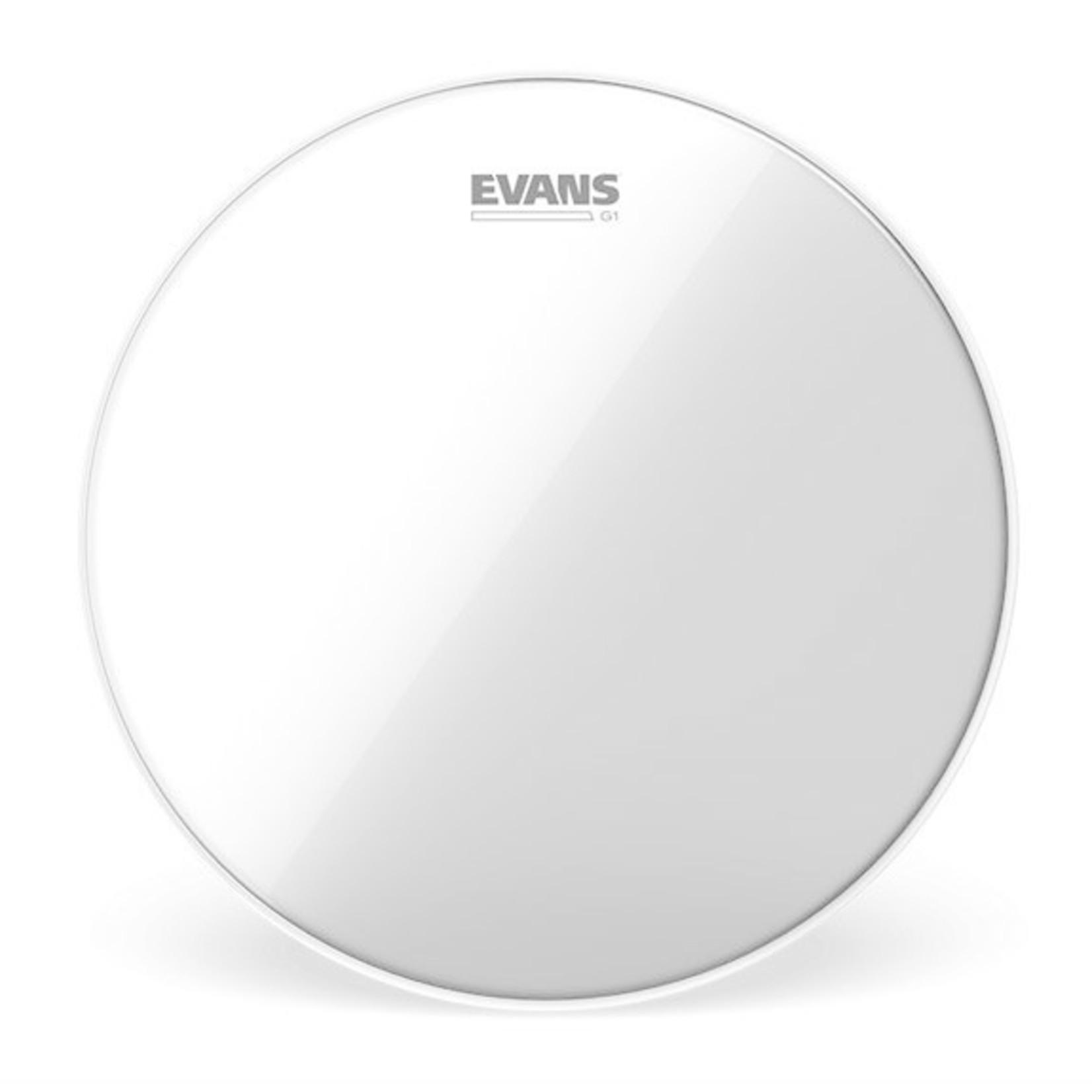 Evans Evans Clear G1 Bass Drum