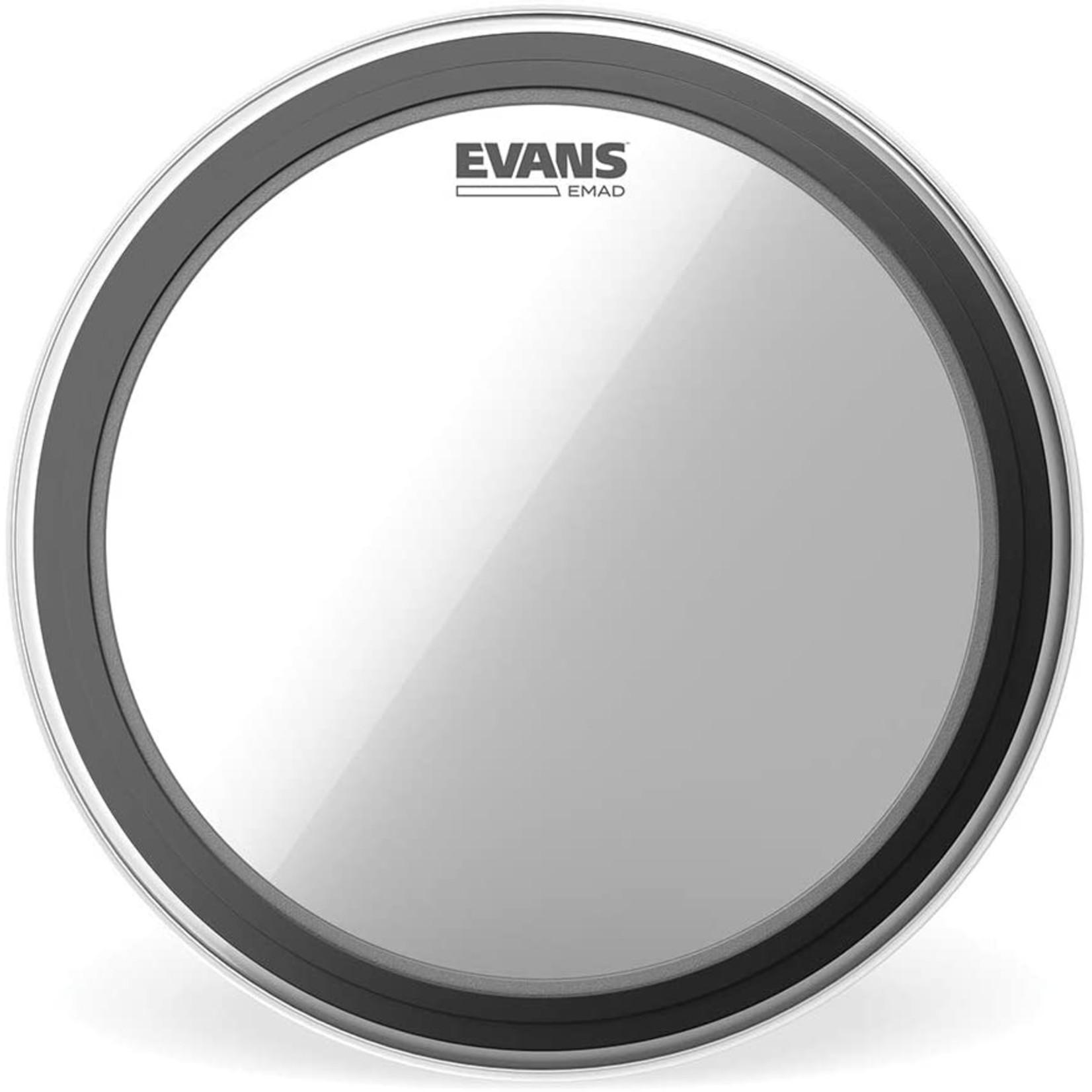 Evans Evans Clear EMAD Bass Drum
