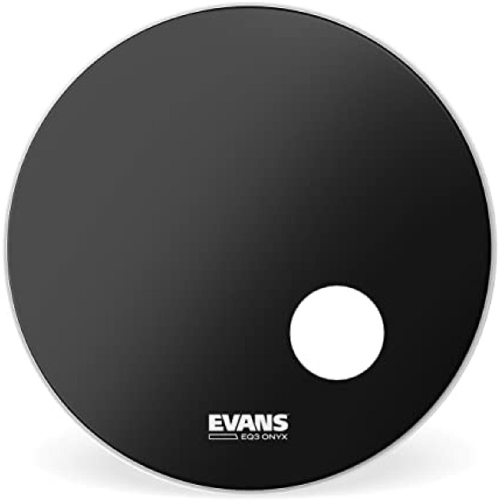 Evans Evans Onyx Bass Drum Reso