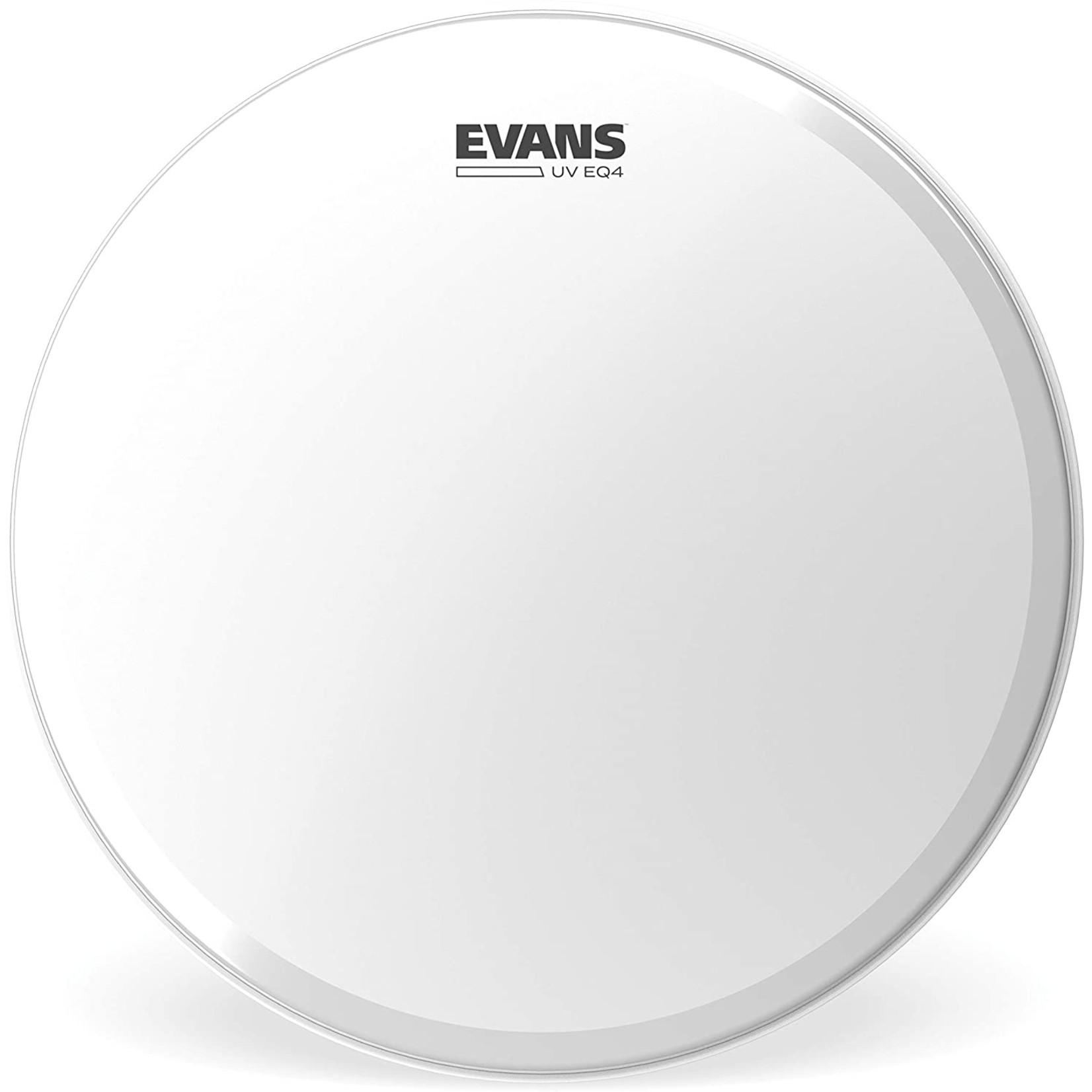Evans Evans Coated UV EQ4 Bass Drum