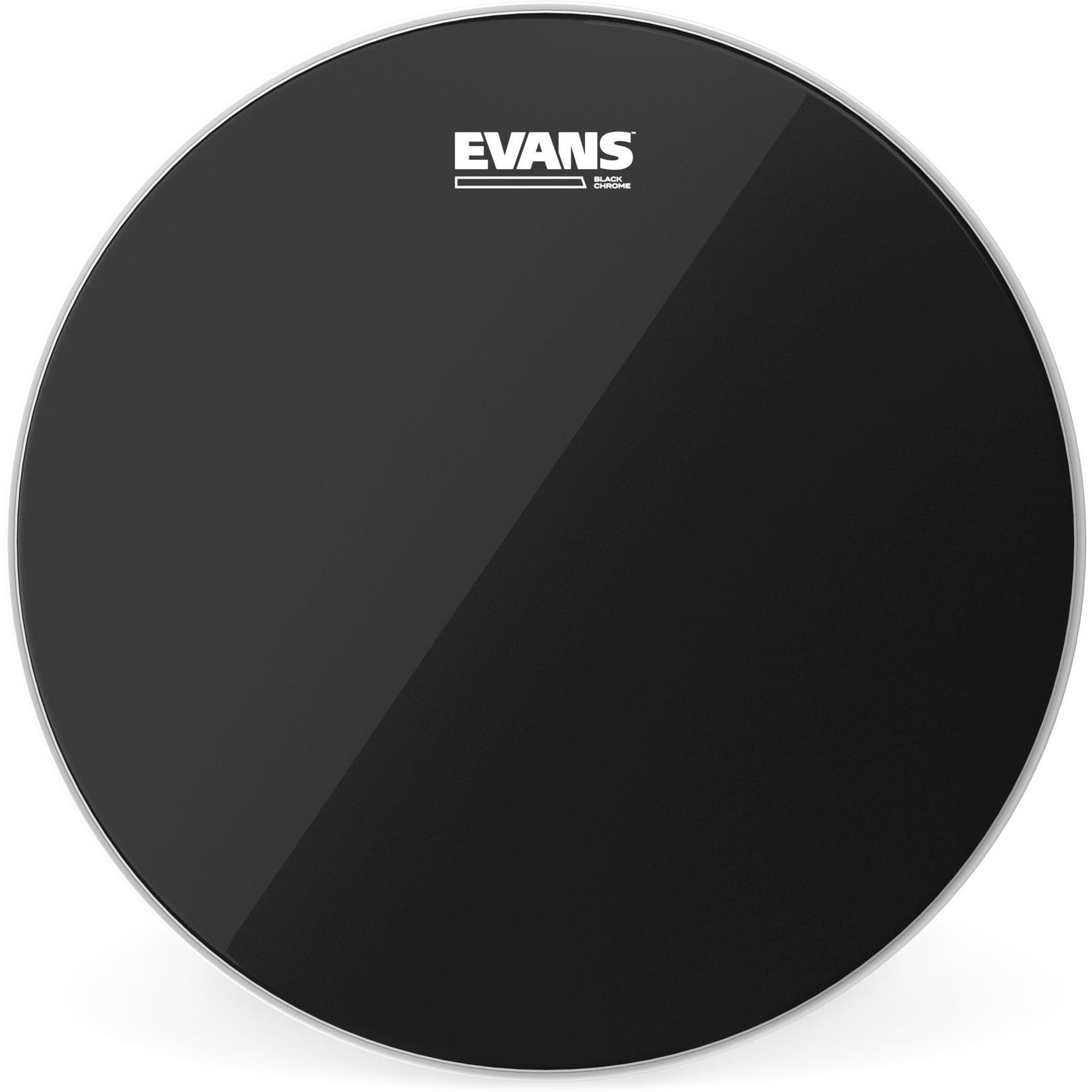 Evans Evans Black Chrome