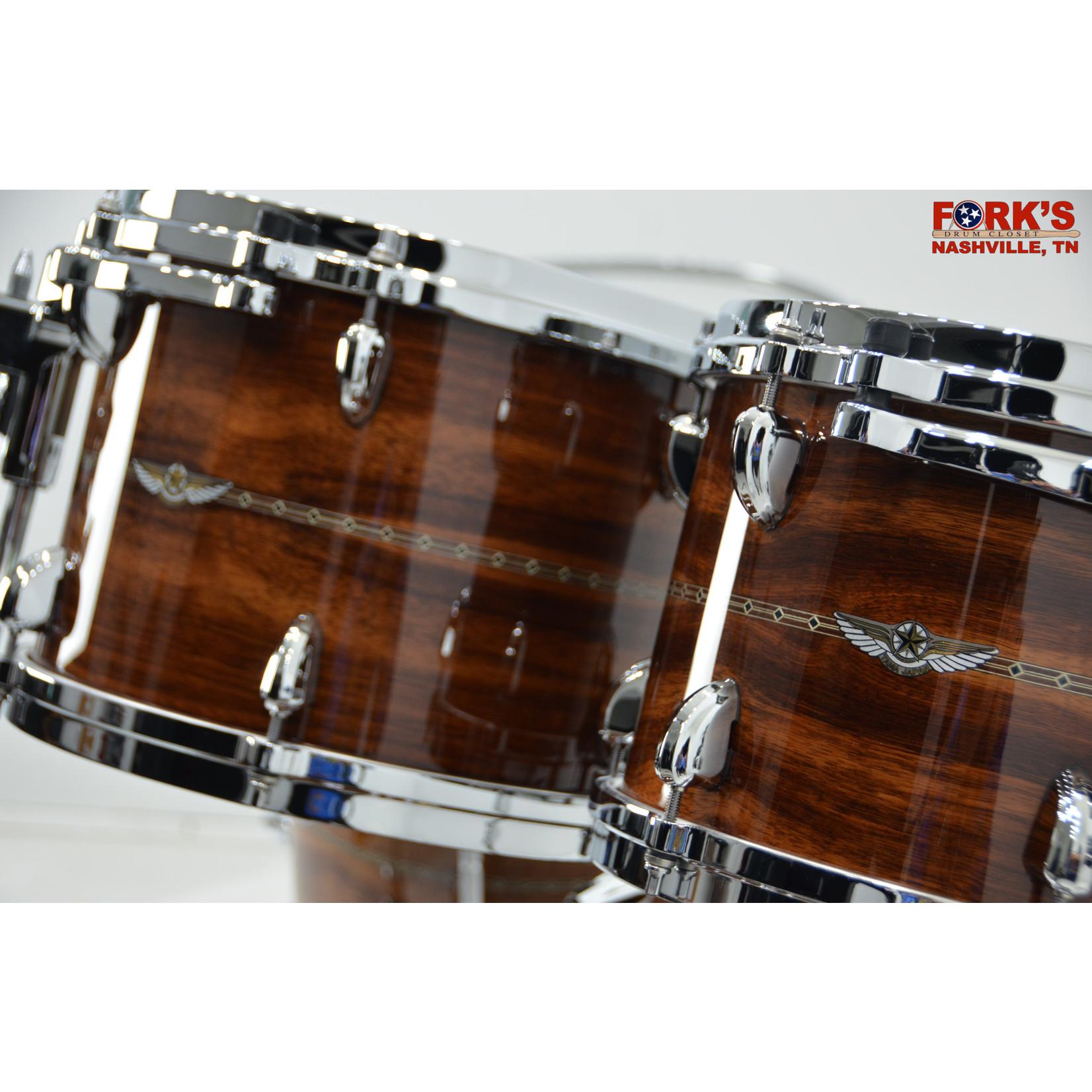 """Tama Tama Star Bubinga 5pc Drum Kit """"Natural Indian Laurel"""""""