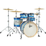 "Gretsch Gretsch Catalina Special Edition 5pc Drum Kit ""Blue Silver Duco"""