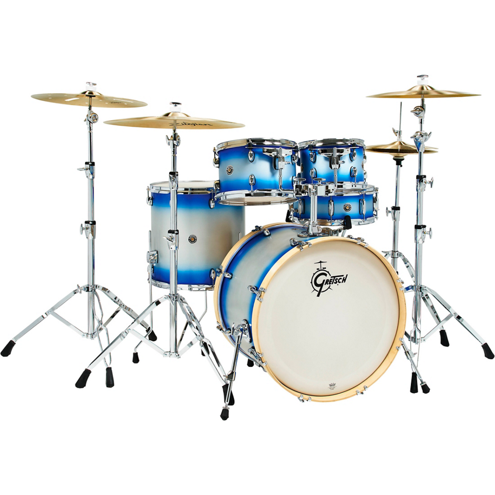 """Gretsch Gretsch Catalina Special Edition 5pc Drum Kit """"Blue Silver Duco"""""""