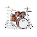 """Gretsch Gretsch Renown Maple 4pc Drum Kit """"Satin Antique Burst"""""""
