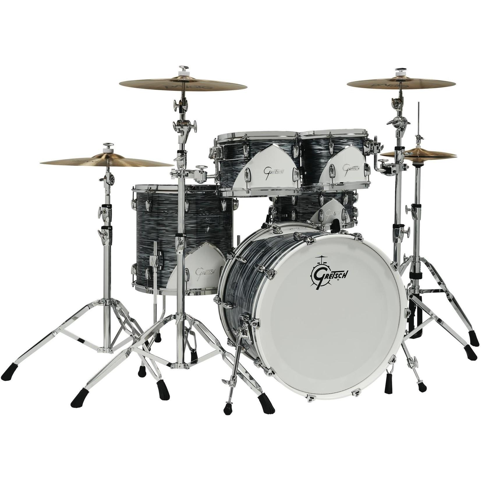 "Gretsch Gretsch Renown '57 5pc Drum Kit ""Silver Oyster Pearl"""