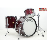 "Gretsch Gretsch Broadkaster 4pc Drum Set ""Merlot Sparkle"""