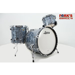 "Ludwig Ludwig Classic Maple 3pc Drum Kit ""Sky Blue Pearl"""