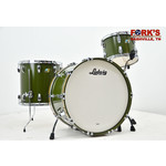 "Ludwig Ludwig Classic Maple 3pc Drum Kit ""Heritage Green"""