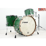 """Sonor Sonor SQ1 3pc Drum Kit """"Roadster Green"""""""