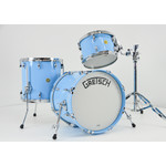 "Gretsch Gretsch Broadkaster 3pc Drum Kit ""Powder Blue Gloss Lacquer"""