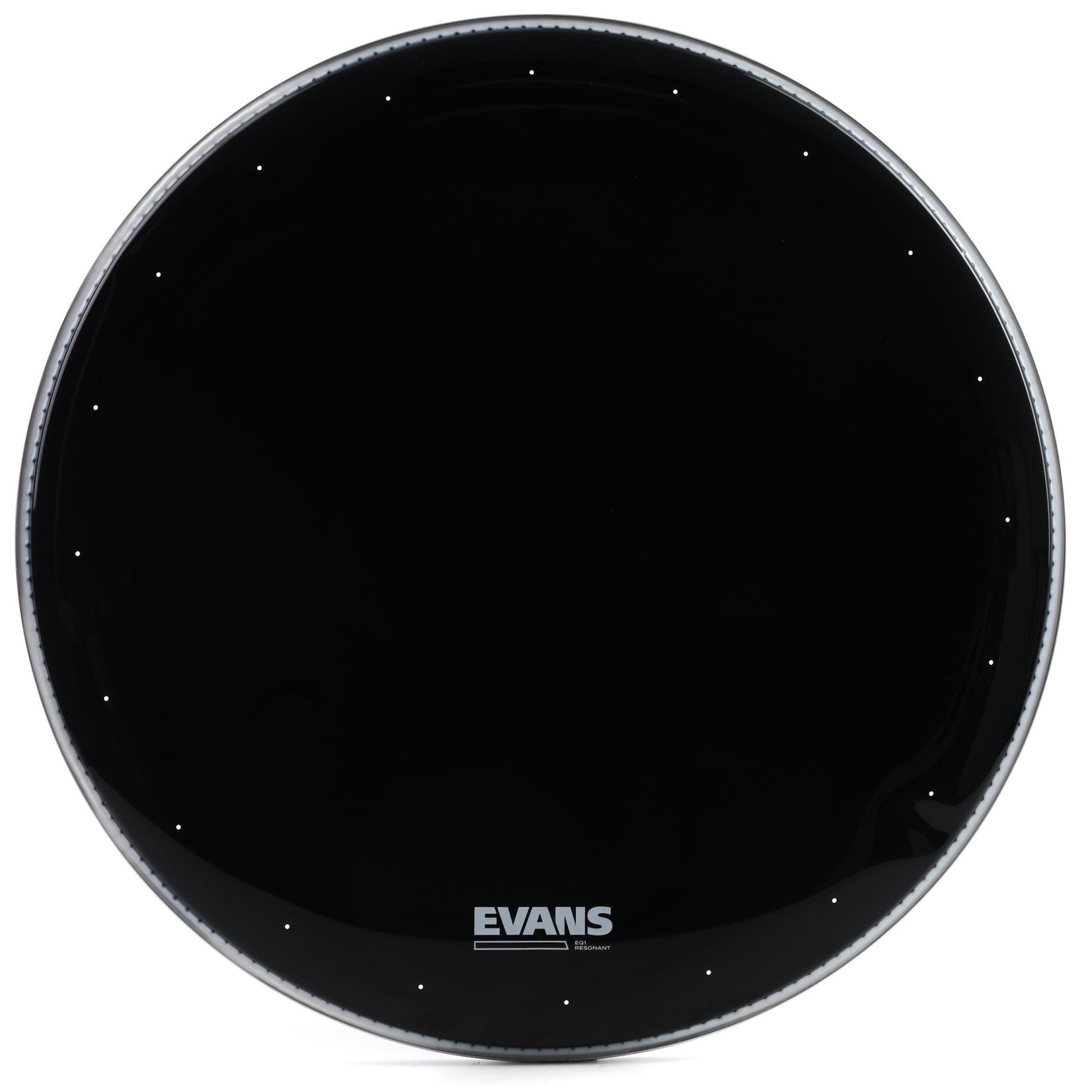 Evans Evans Black EQ1 Bass Drum Reso