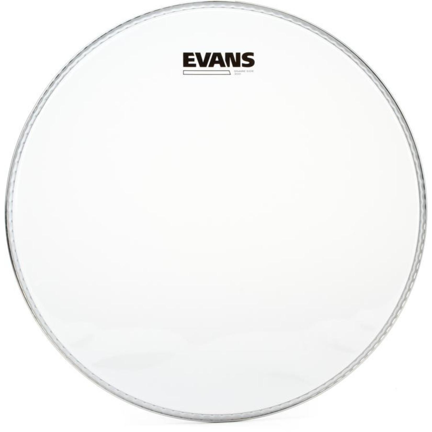Evans Evans Hazy 300 Snare Side